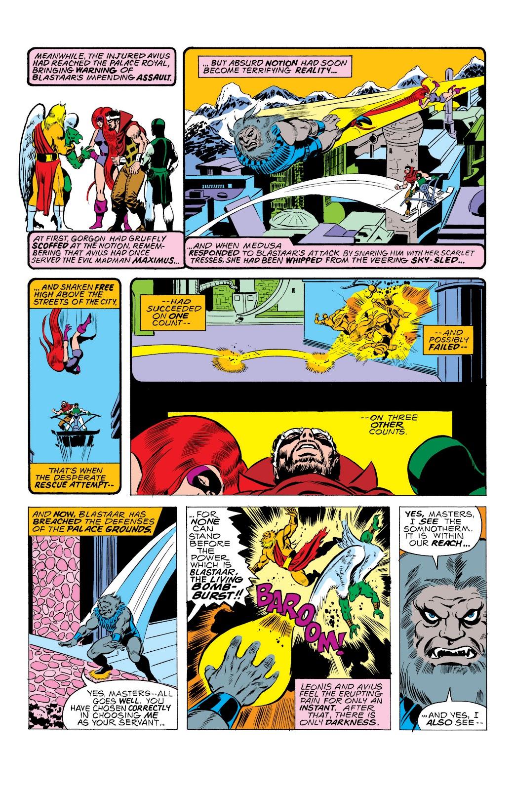Read online Marvel Masterworks: The Inhumans comic -  Issue # TPB 2 (Part 1) - 30