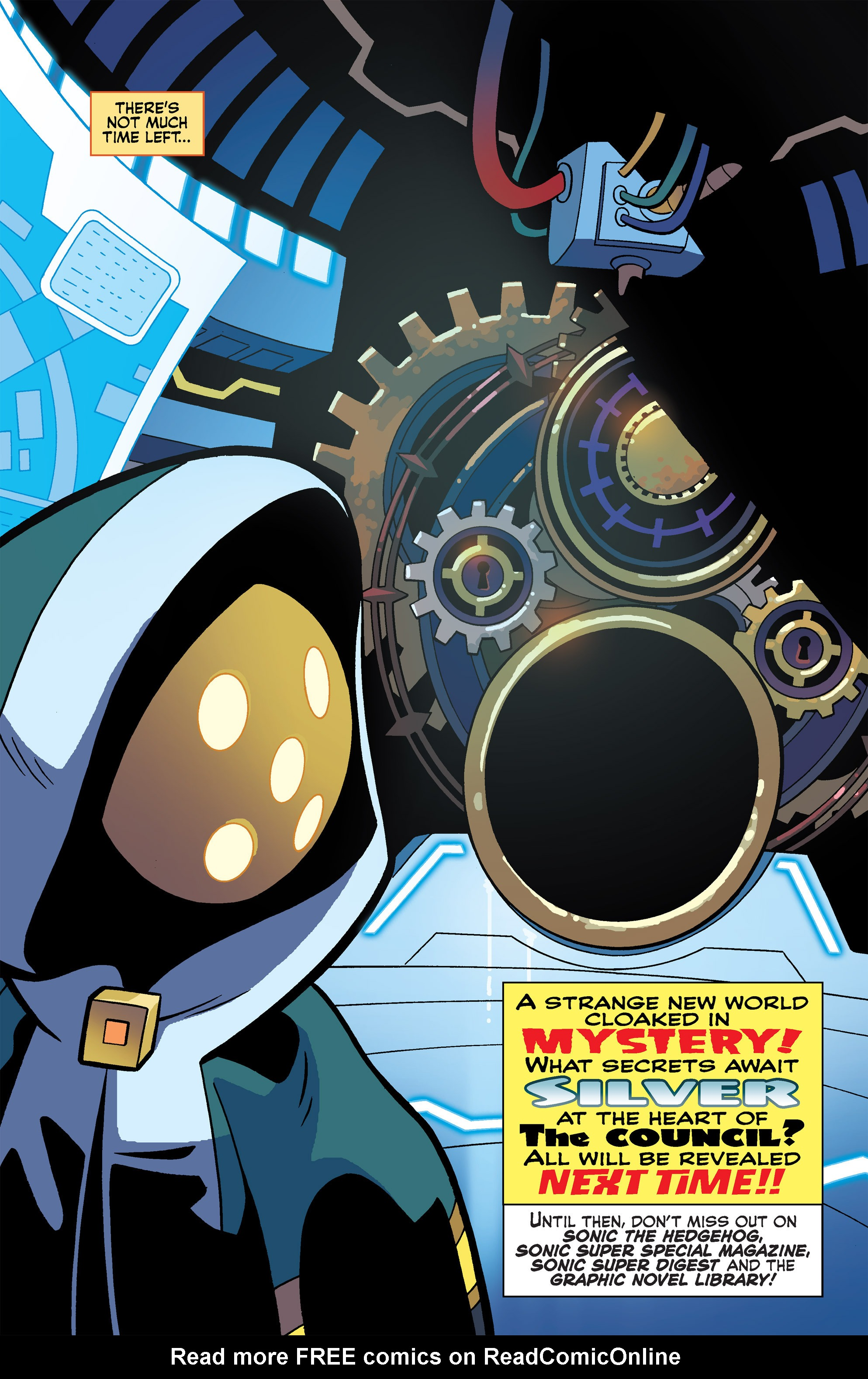 Read online Sonic Universe comic -  Issue #79 - 22