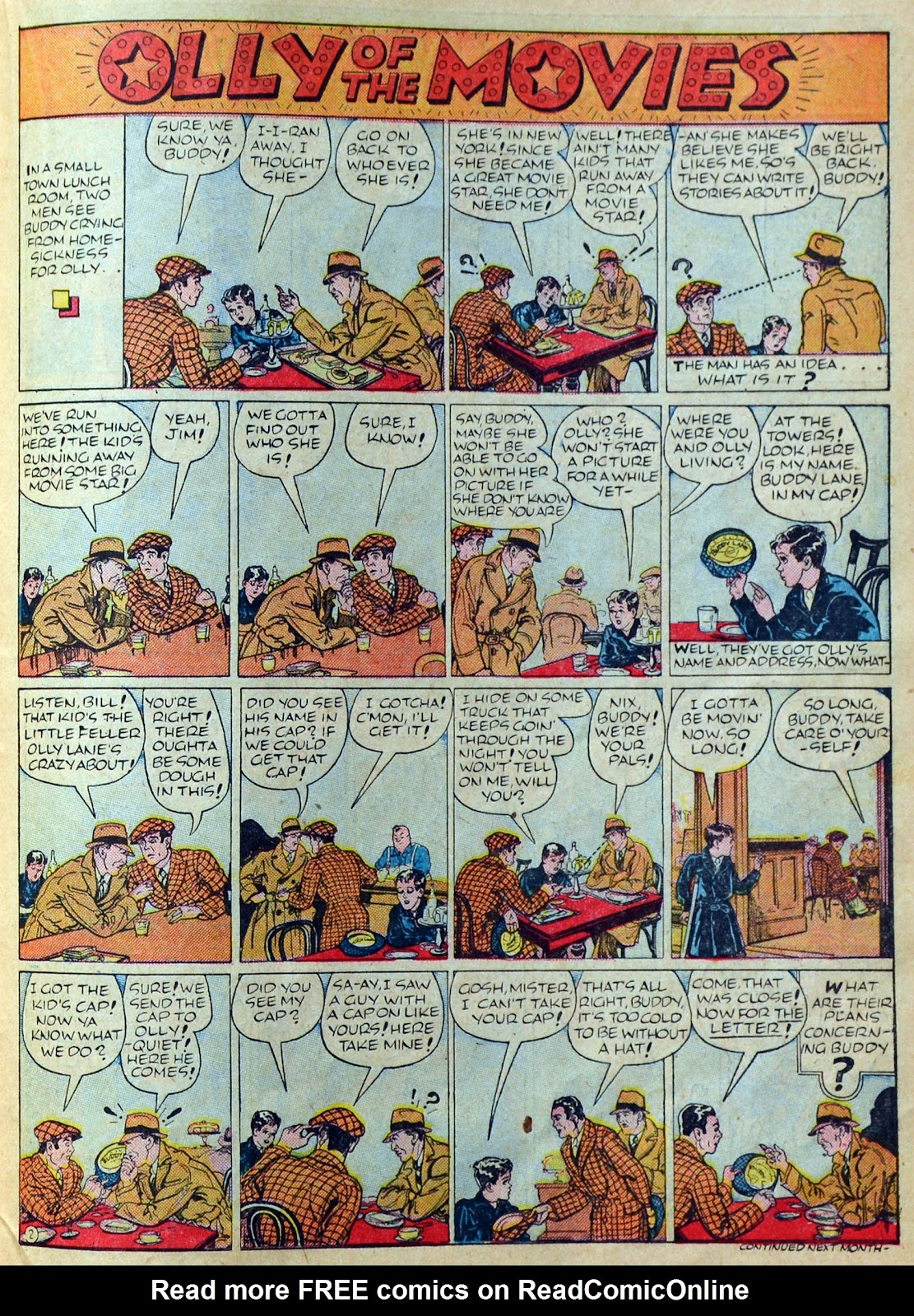 Read online Famous Funnies comic -  Issue #51 - 45