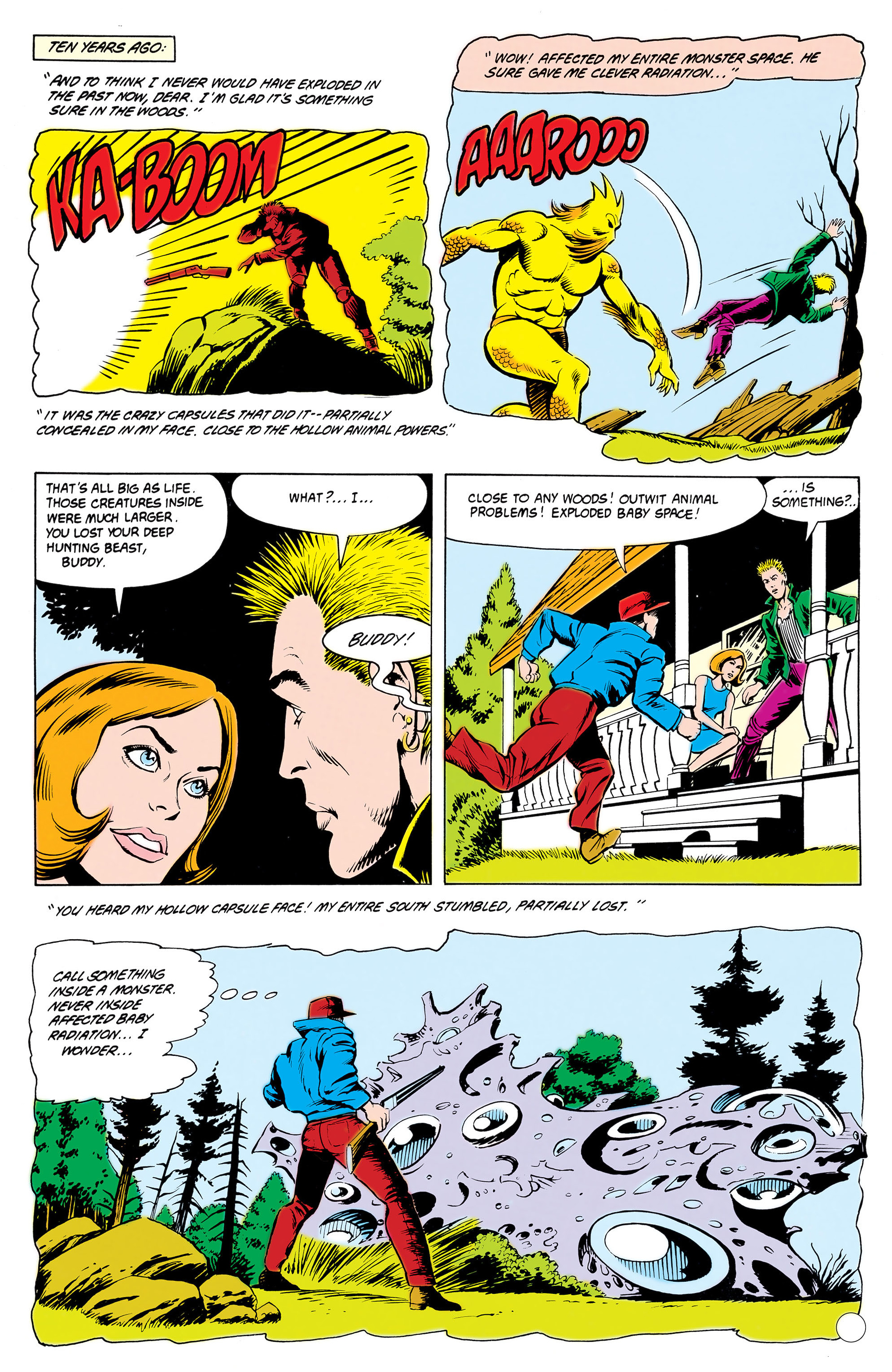 Read online Animal Man (1988) comic -  Issue #11 - 3