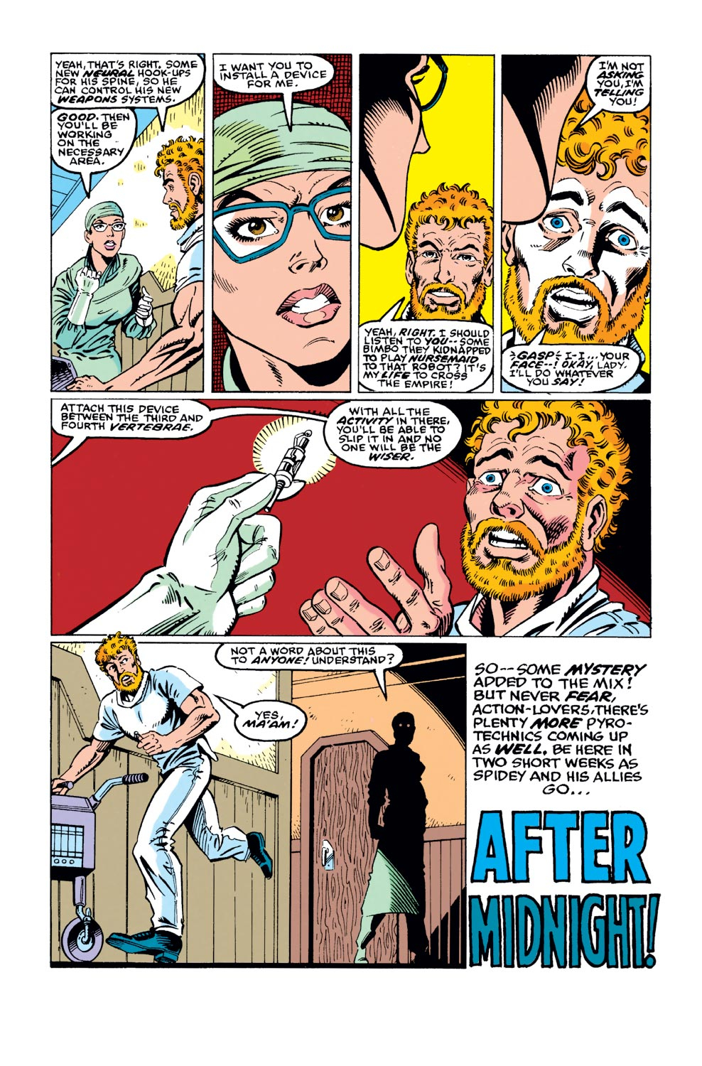 The Amazing Spider-Man (1963) 355 Page 22