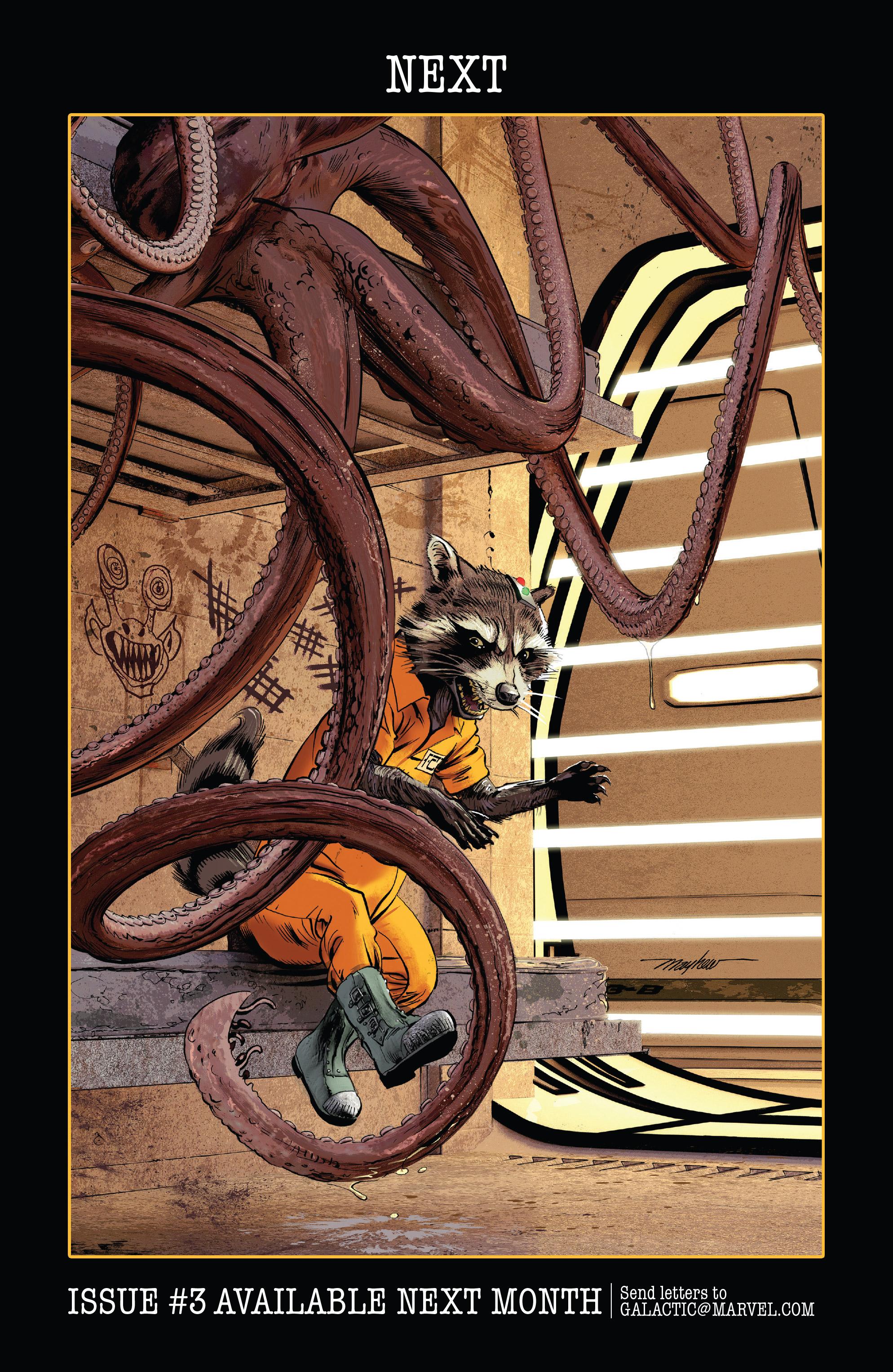 Read online Rocket comic -  Issue #2 - 22
