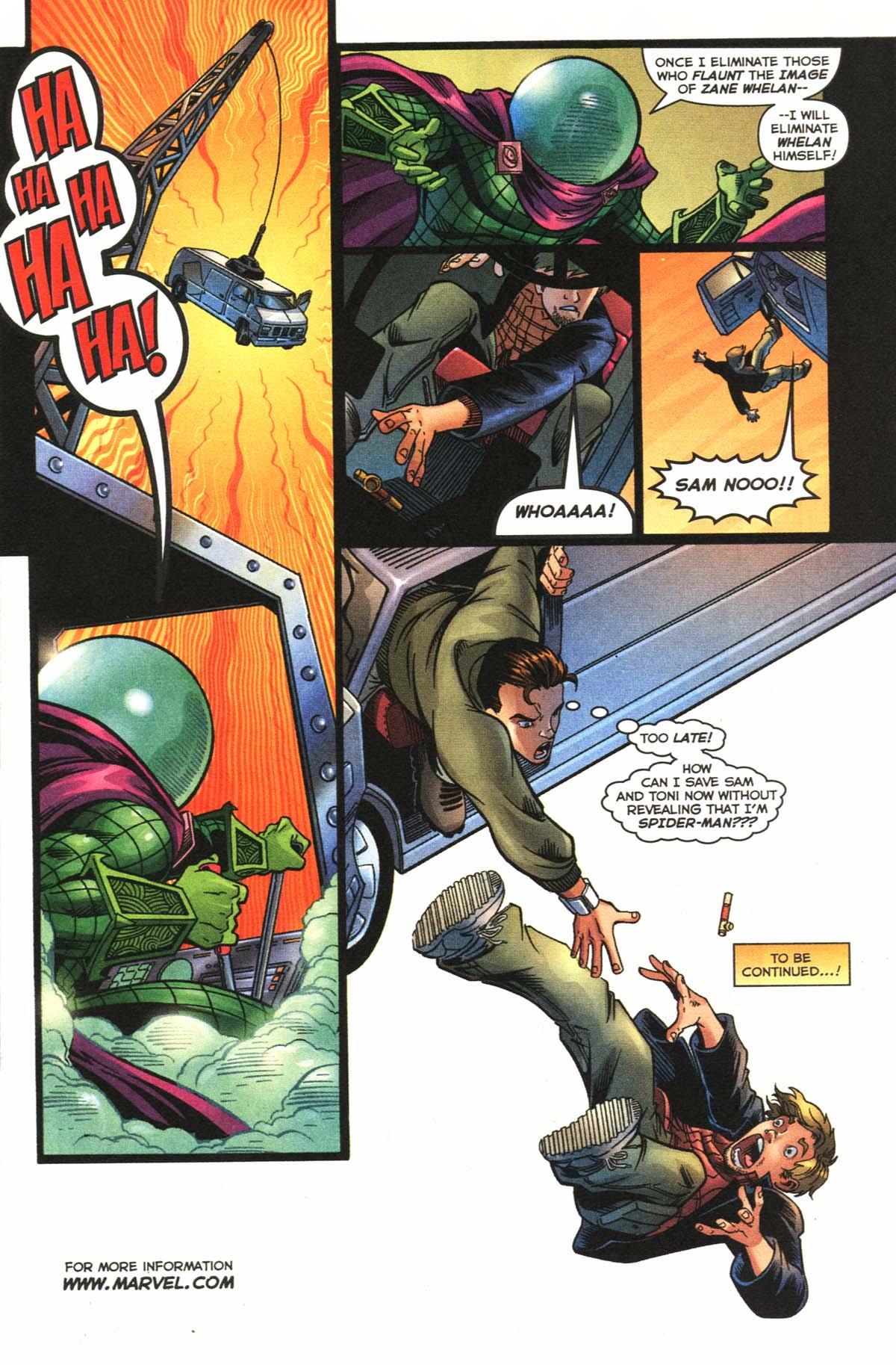 Read online Slingers comic -  Issue #12 - 20