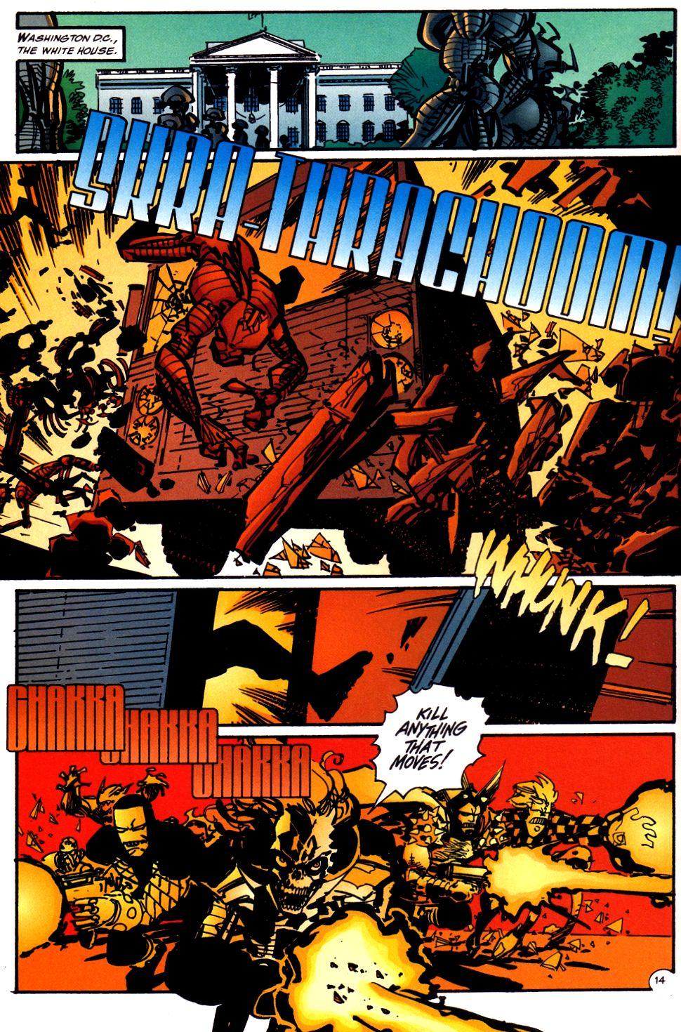 The Savage Dragon (1993) Issue #93 #96 - English 14