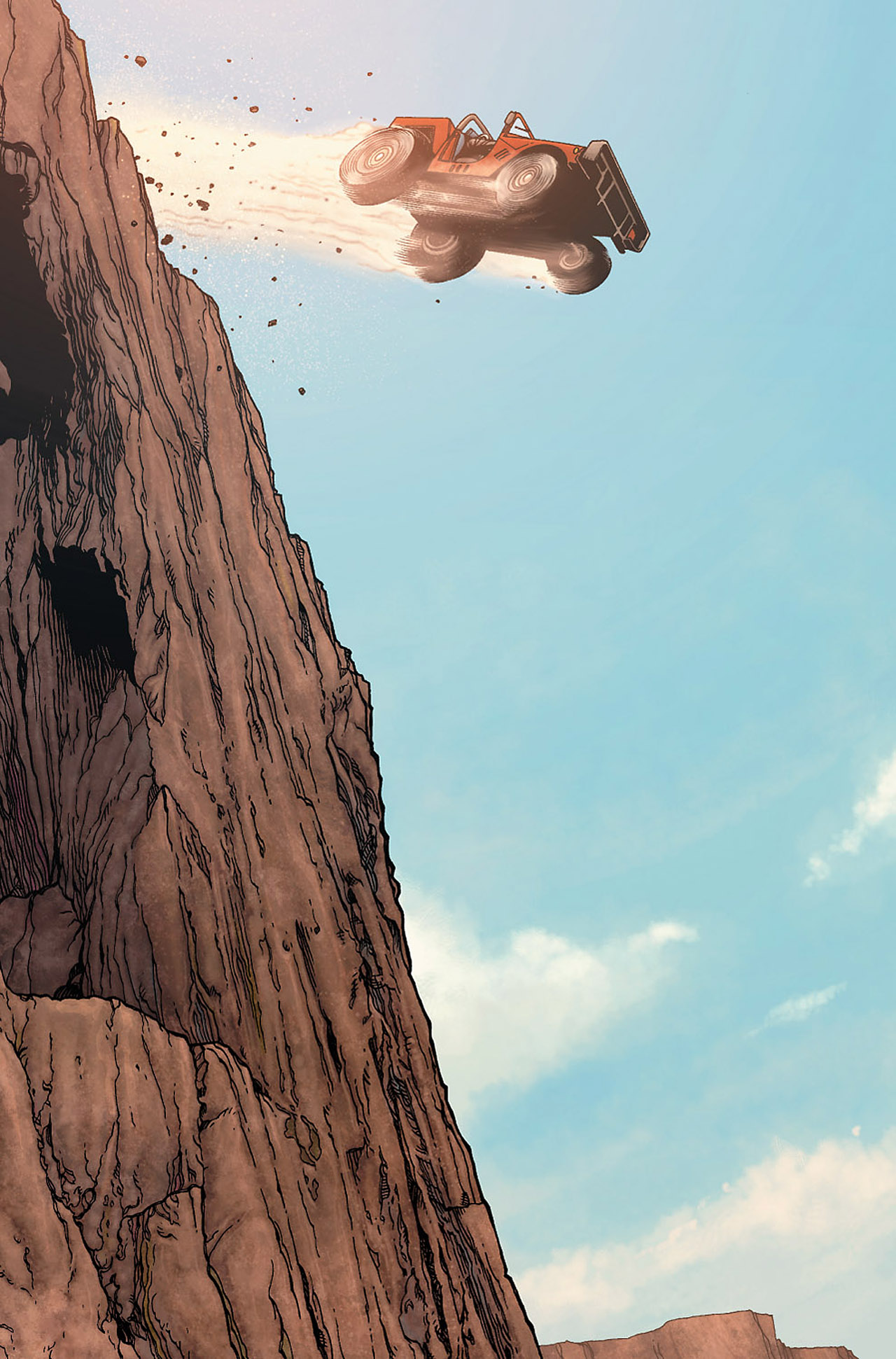 Read online Wolverine: Old Man Logan comic -  Issue # Full - 29