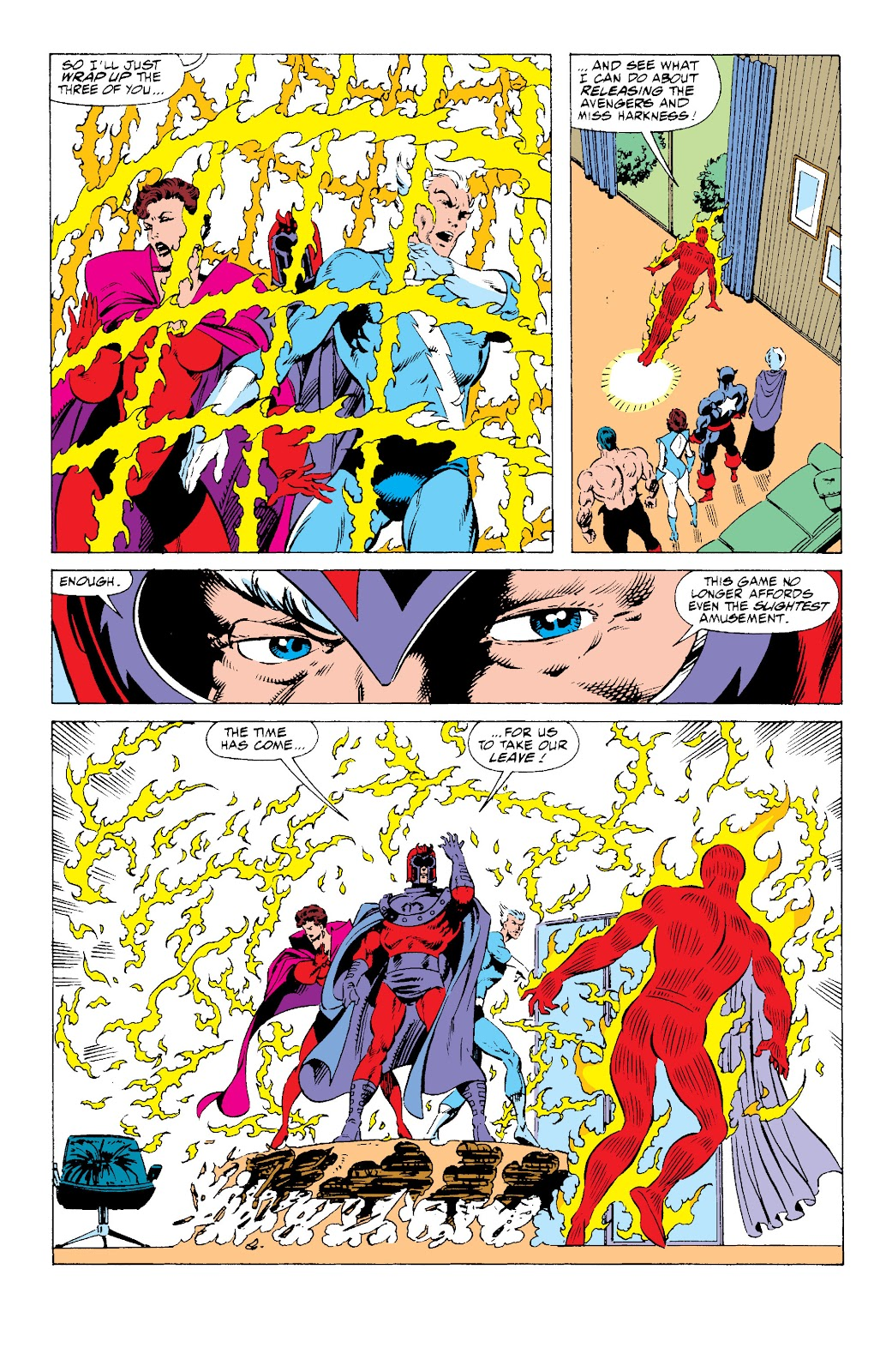 Avengers West Coast (1989) issue 57 - Page 6