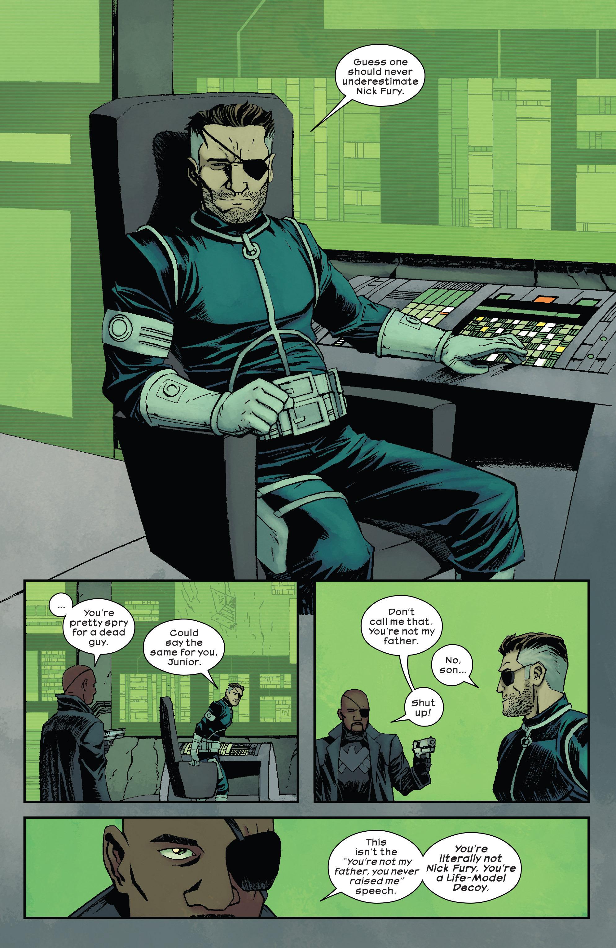 Read online Civil War II: Choosing Sides comic -  Issue #5 - 18