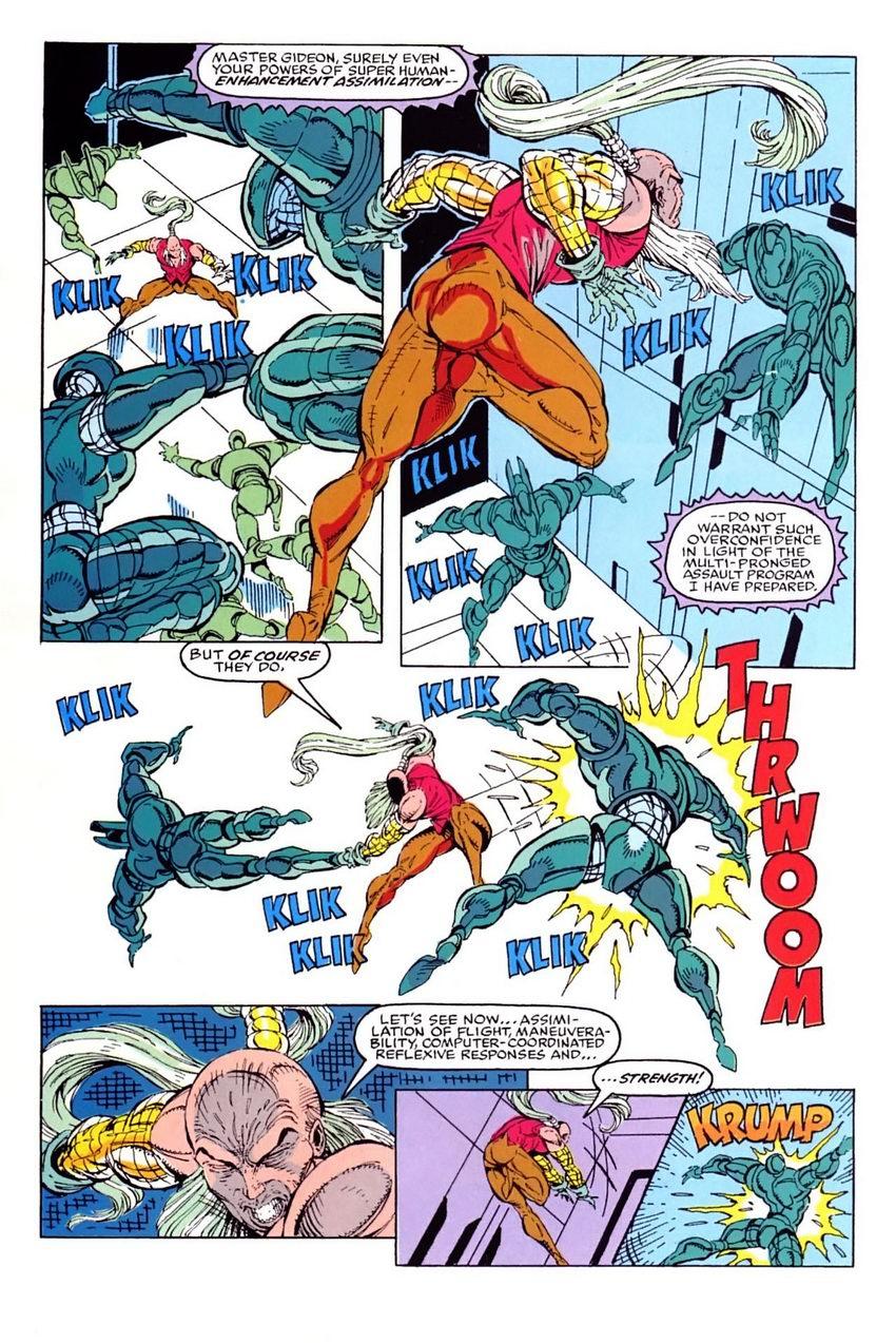 Read online Wolverine: Origins comic -  Issue #25 - 27