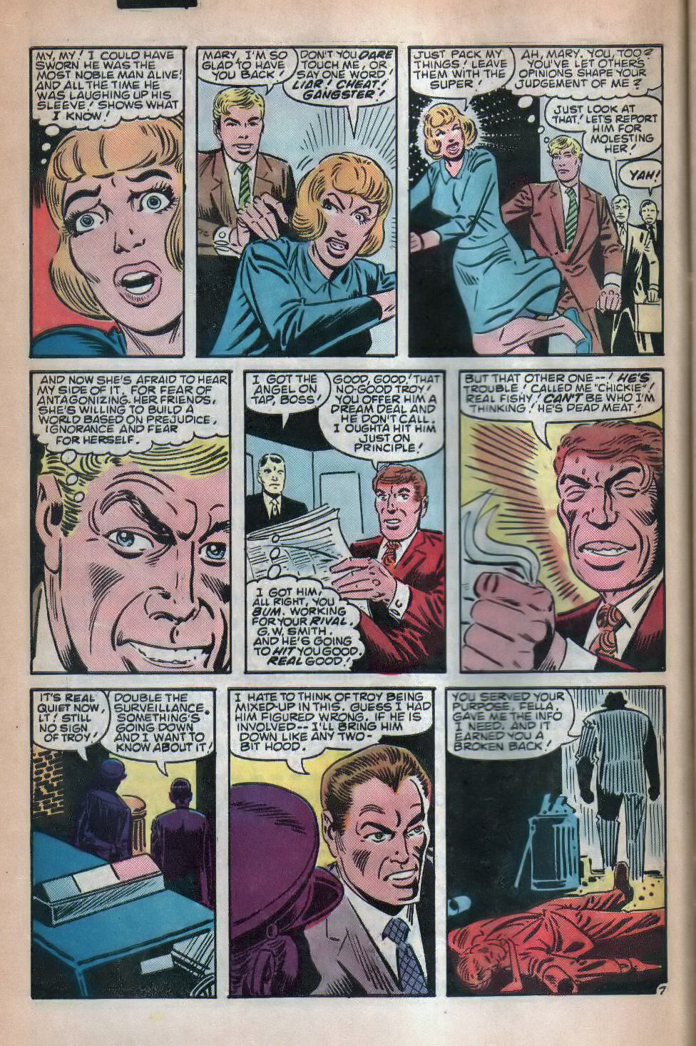 Read online The Fly (1983) comic -  Issue #8 - 8