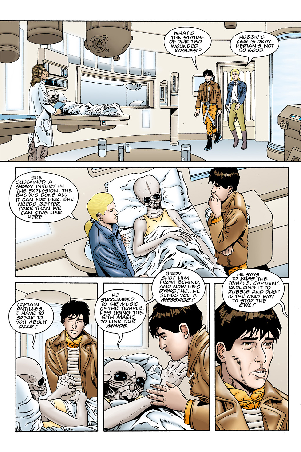 Read online Star Wars Omnibus comic -  Issue # Vol. 2 - 279