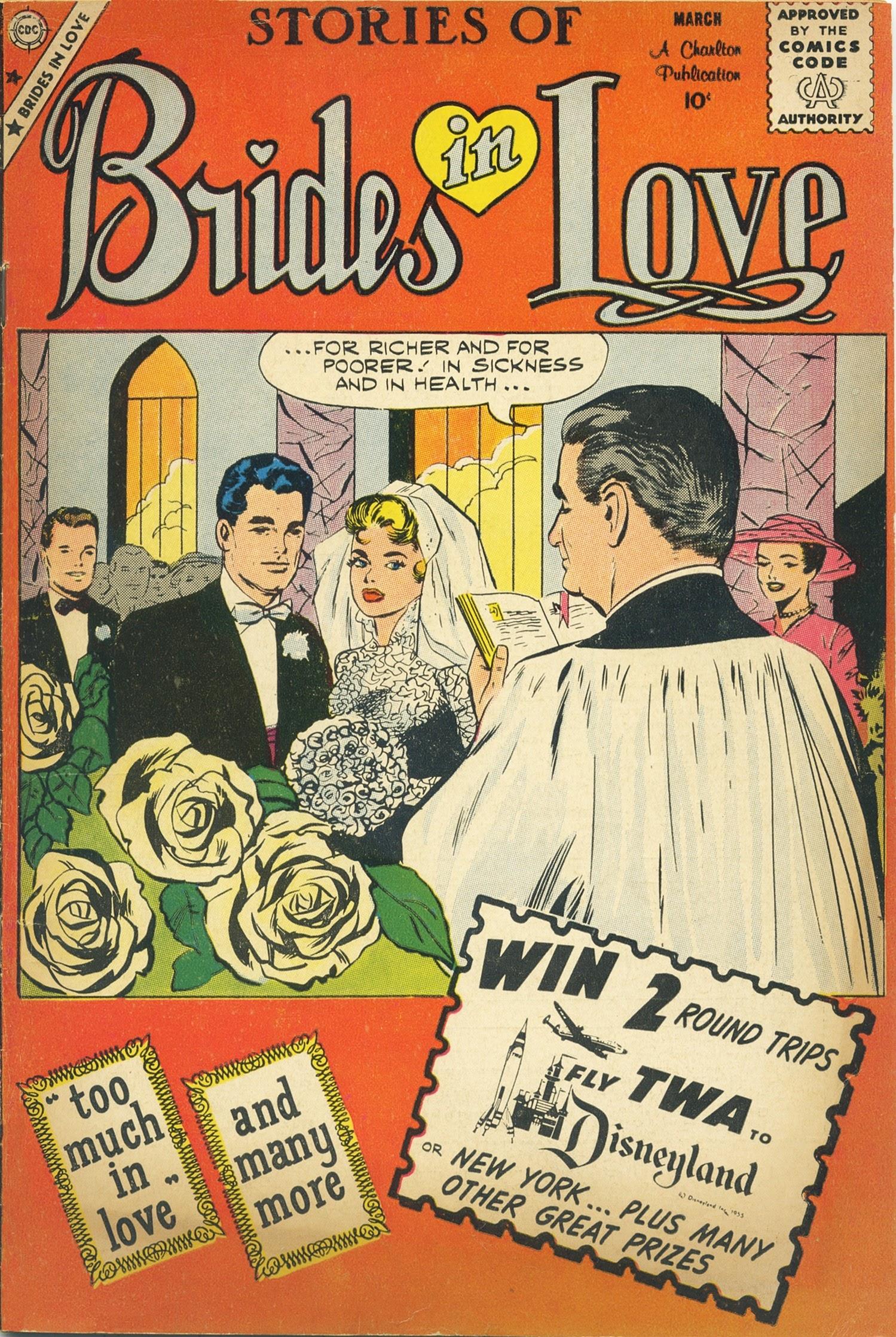 Brides in Love 17 Page 1