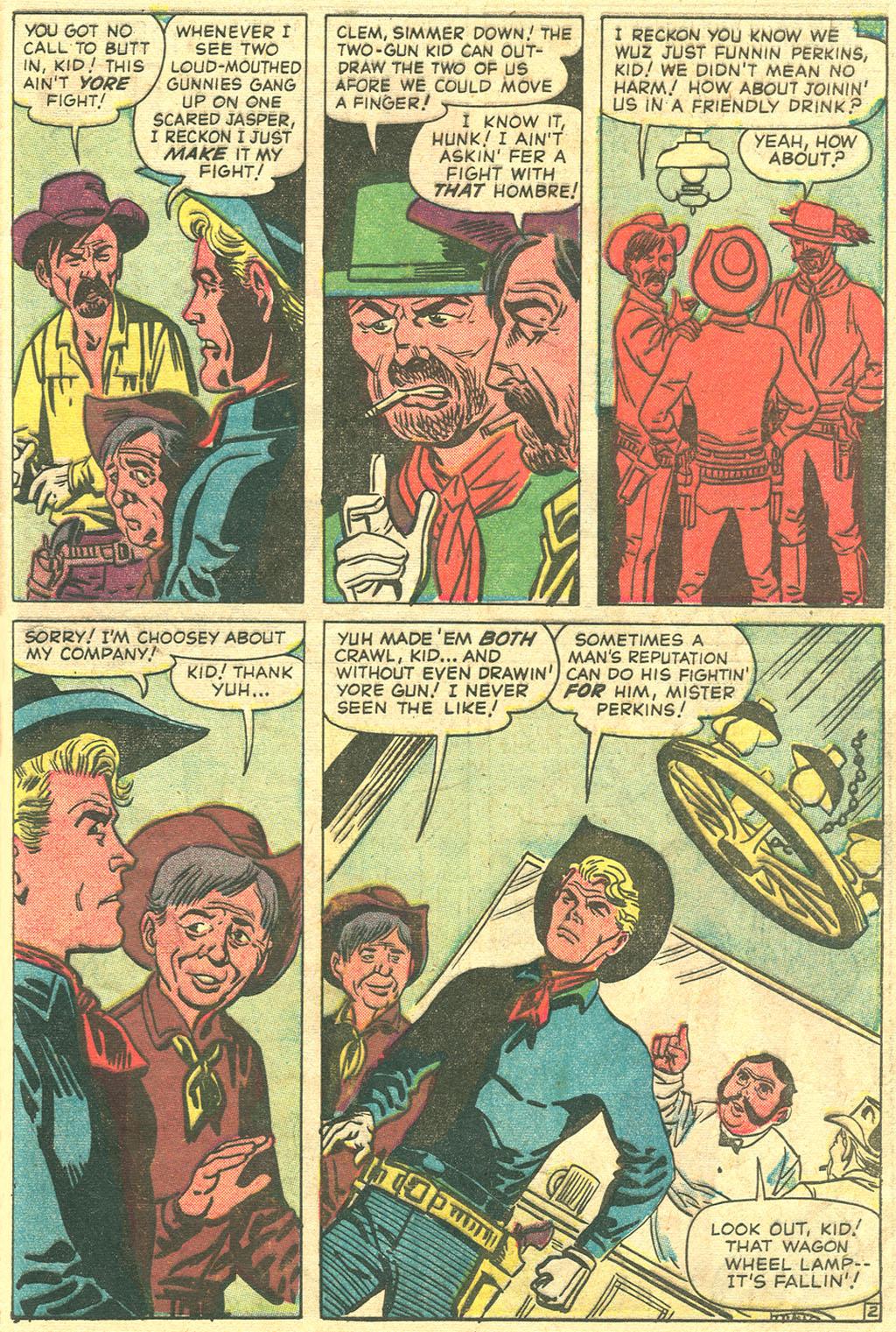 Read online Two-Gun Kid comic -  Issue #44 - 29