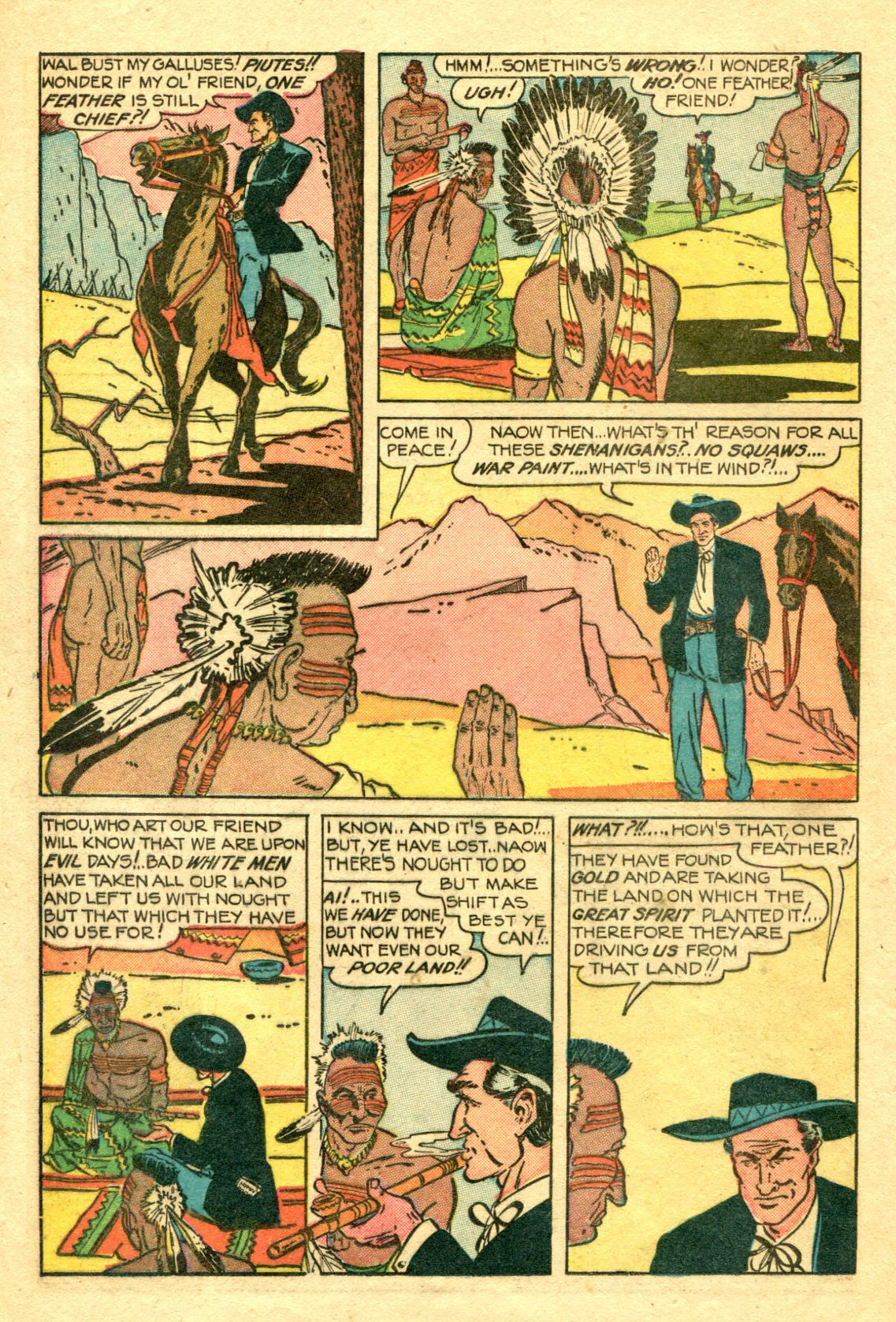 Read online Shadow Comics comic -  Issue #75 - 17