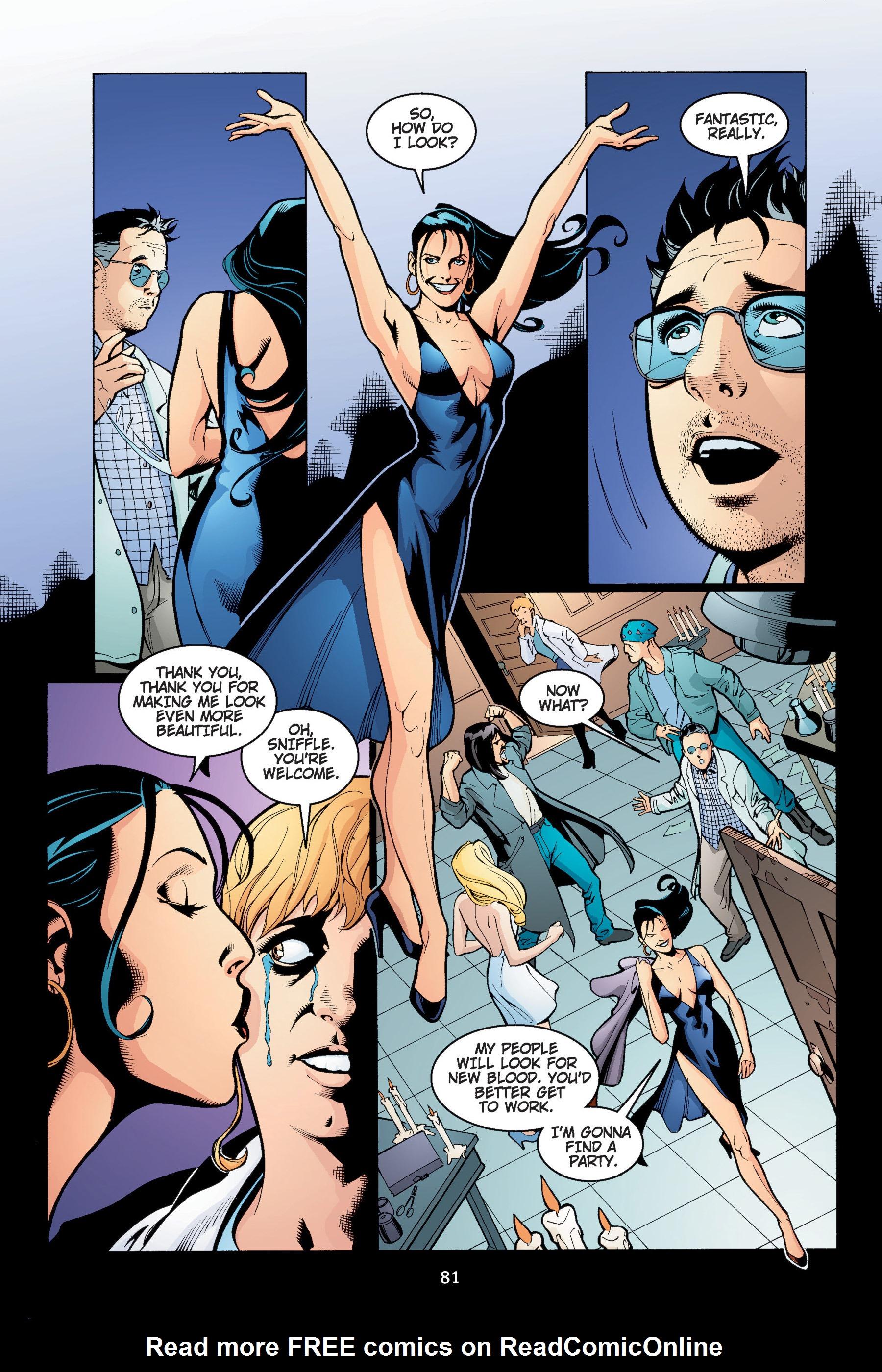 Read online Buffy the Vampire Slayer: Omnibus comic -  Issue # TPB 4 - 82