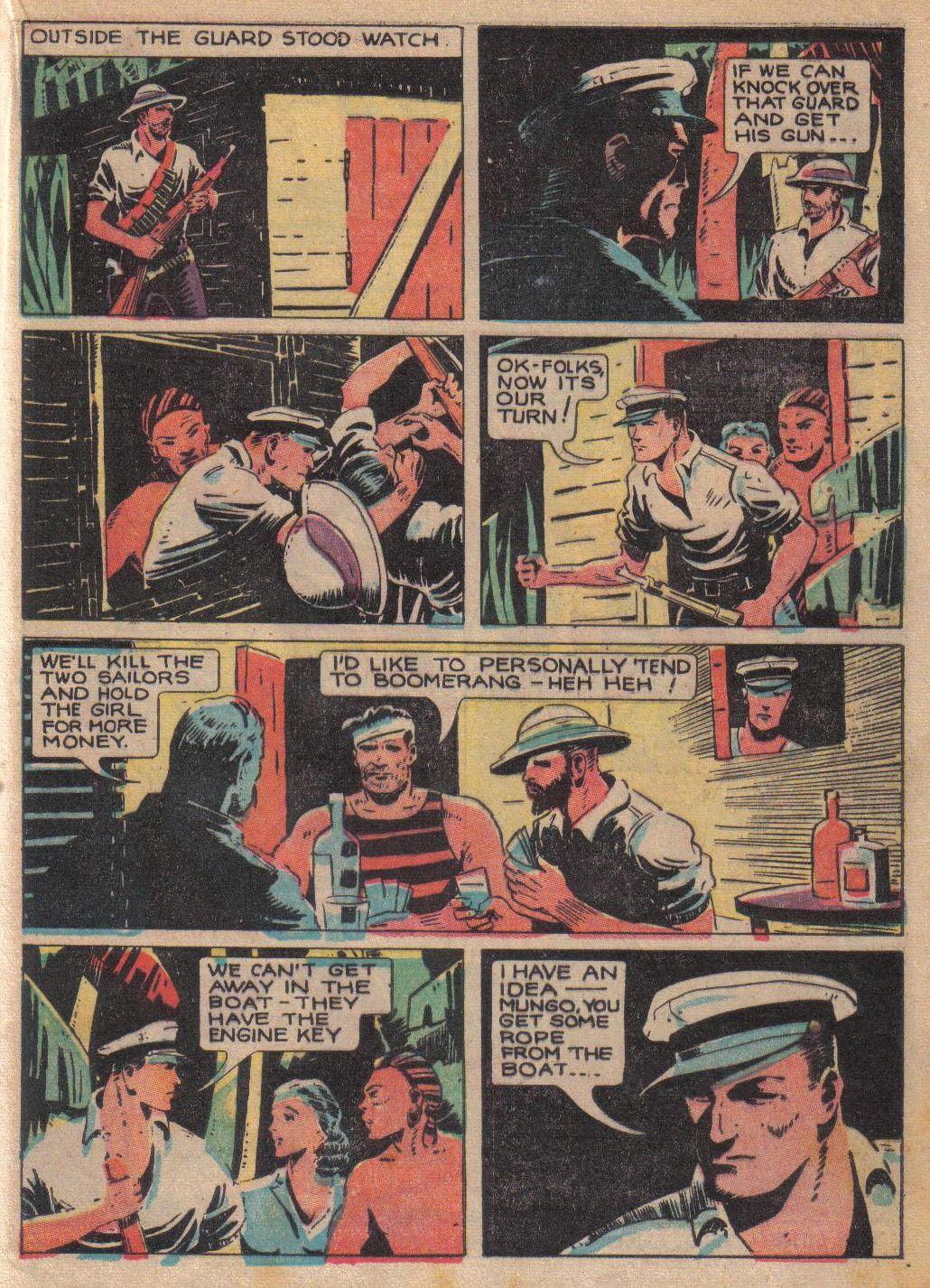 Read online Adventure Comics (1938) comic -  Issue #24 - 39