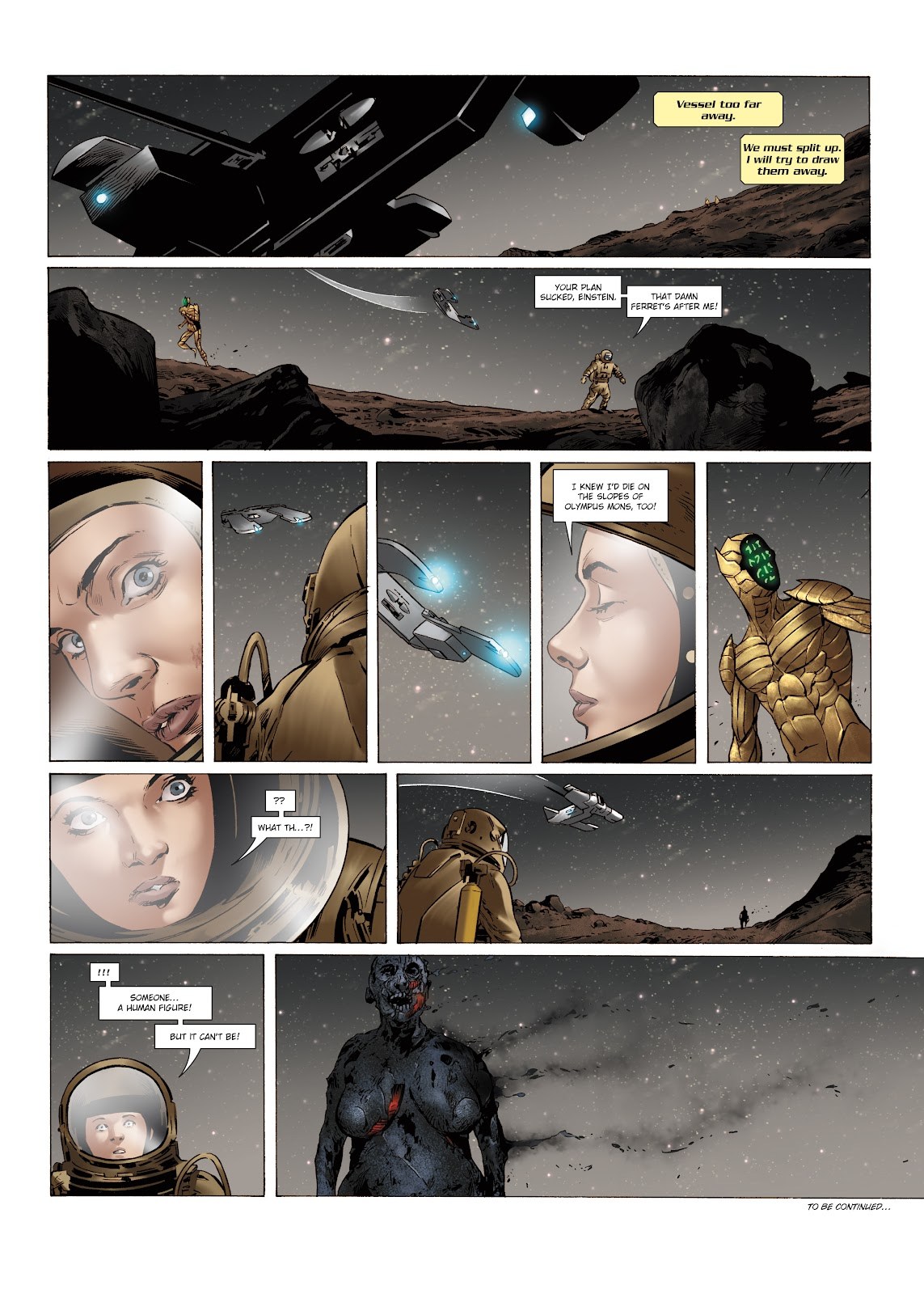 Read online Olympus Mons Vol. 1: Anomaly One comic -  Issue #5 - 43