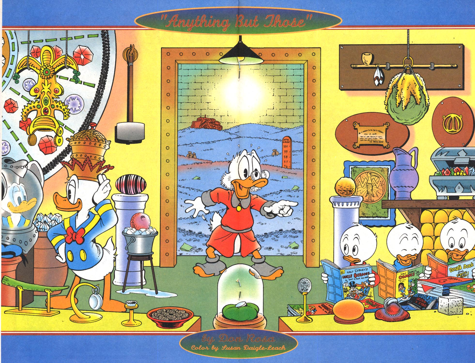 Read online Uncle Scrooge (1953) comic -  Issue #300 - 23