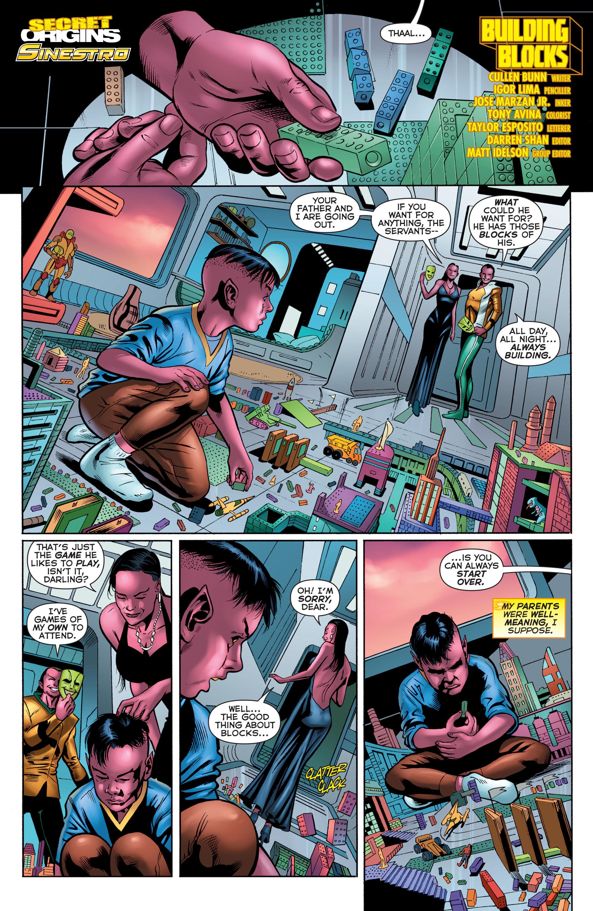 Read online Secret Origins (2014) comic -  Issue #6 - 25