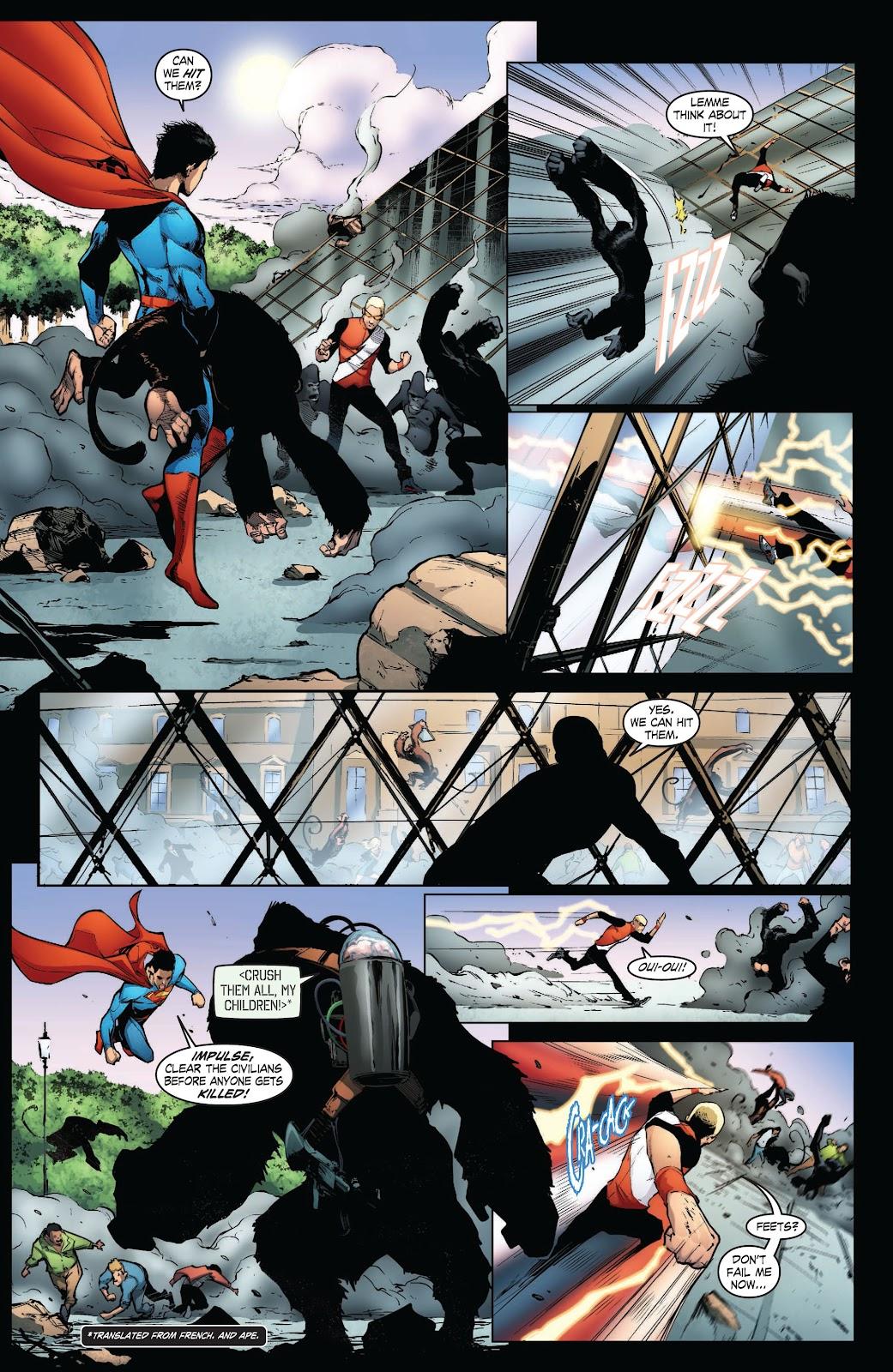 Read online Smallville Season 11 [II] comic -  Issue # TPB 3 - 31