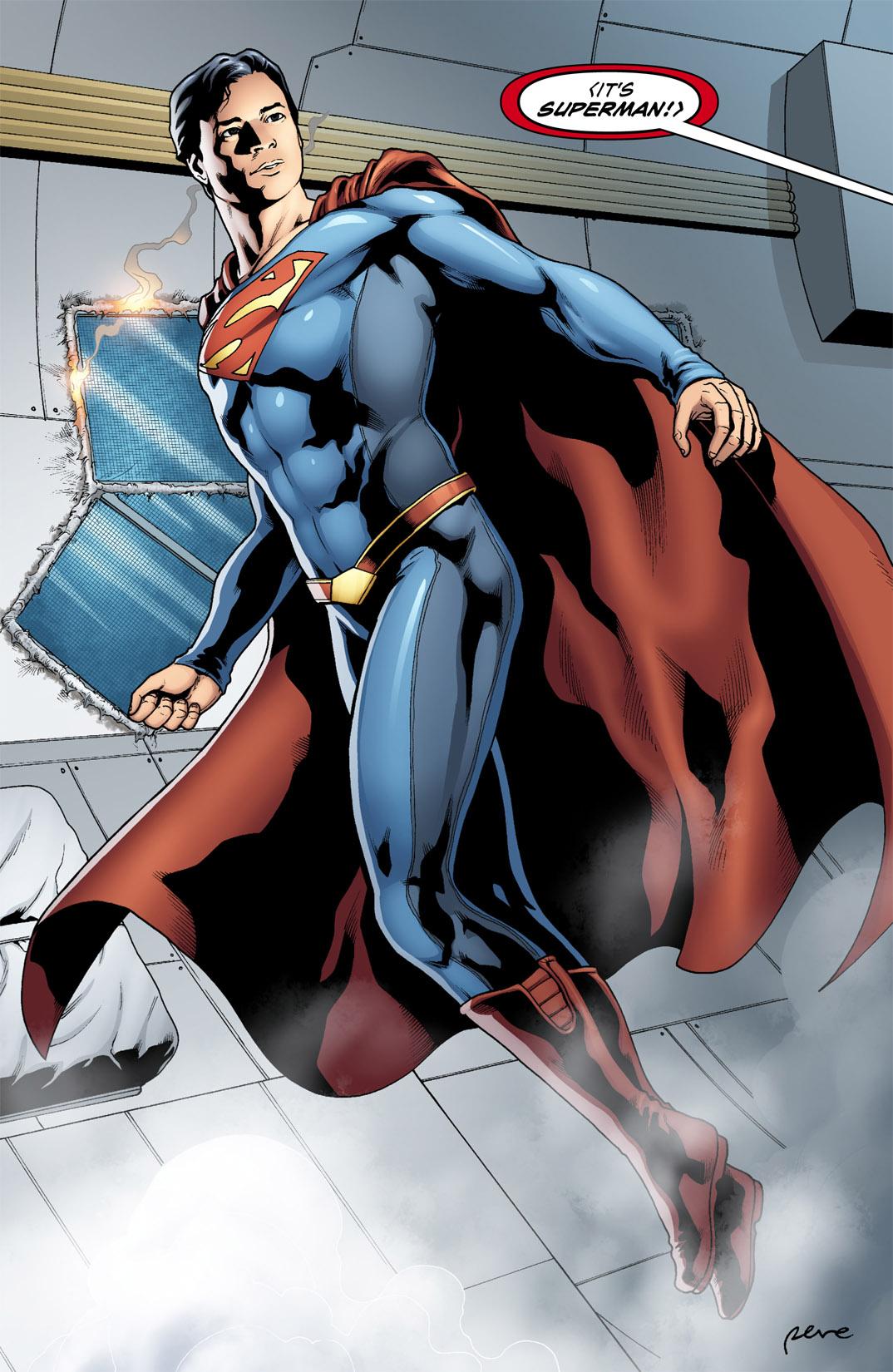 Read online Smallville: Season 11 comic -  Issue #1 - 16
