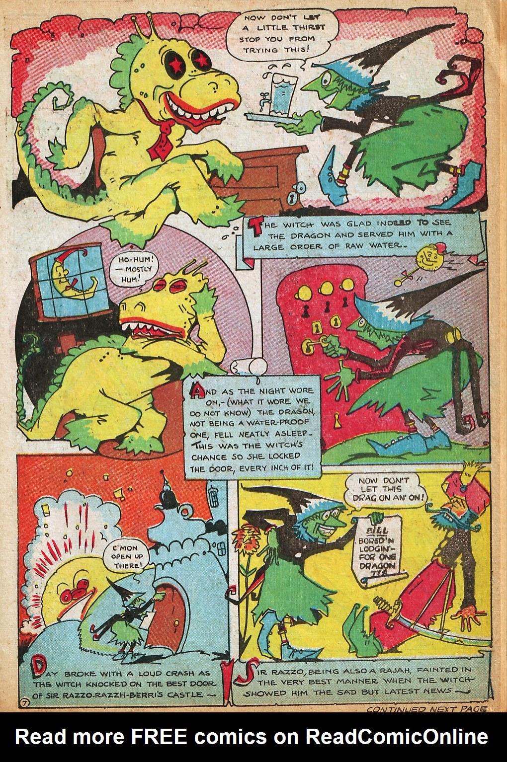 Jingle Jangle Comics issue 1 - Page 44