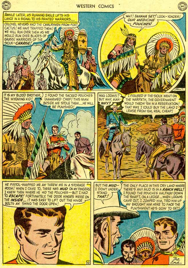 Western Comics issue 23 - Page 12