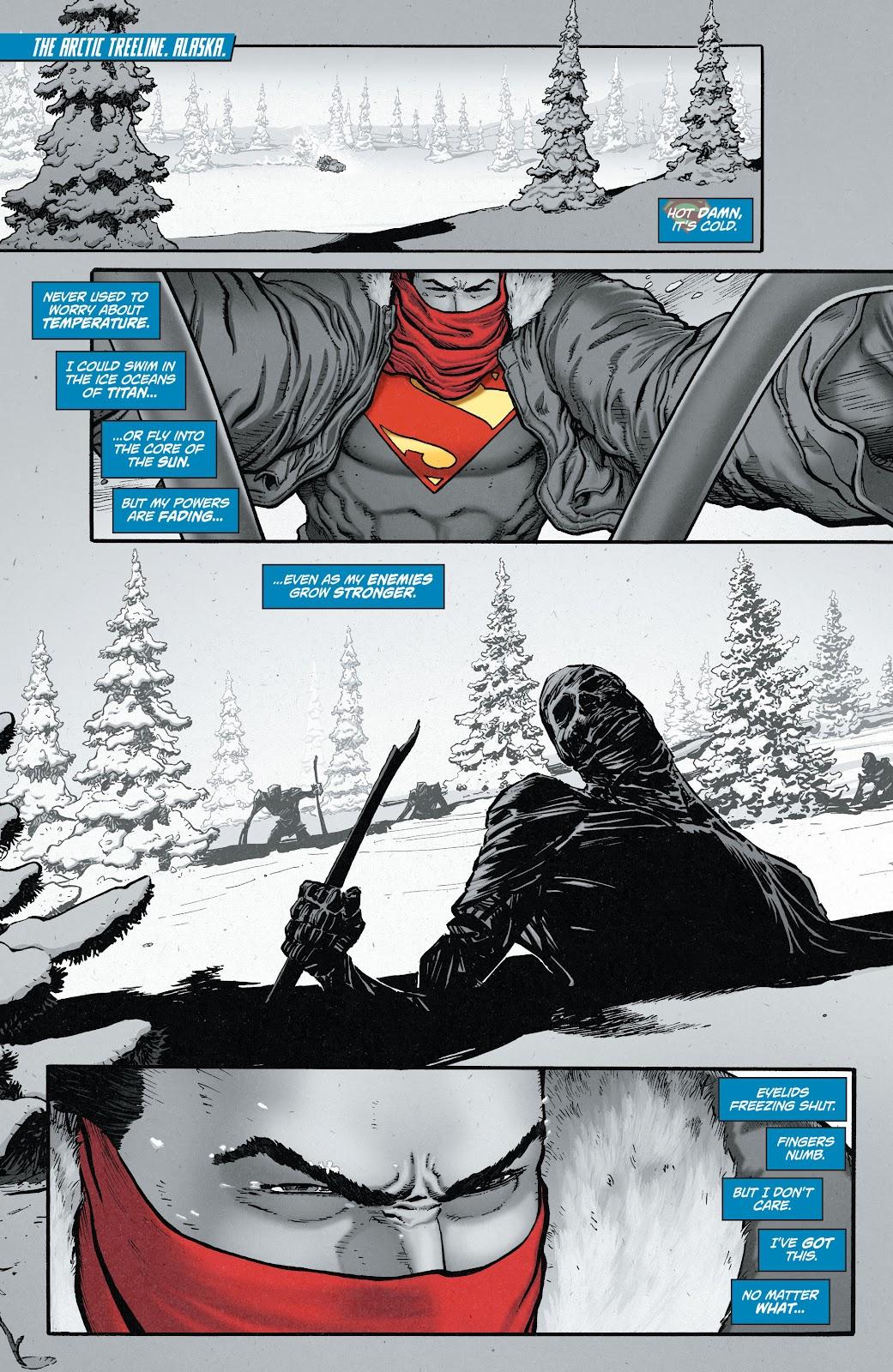 Read online DC Sneak Peek: Action Comics comic -  Issue # Full - 3