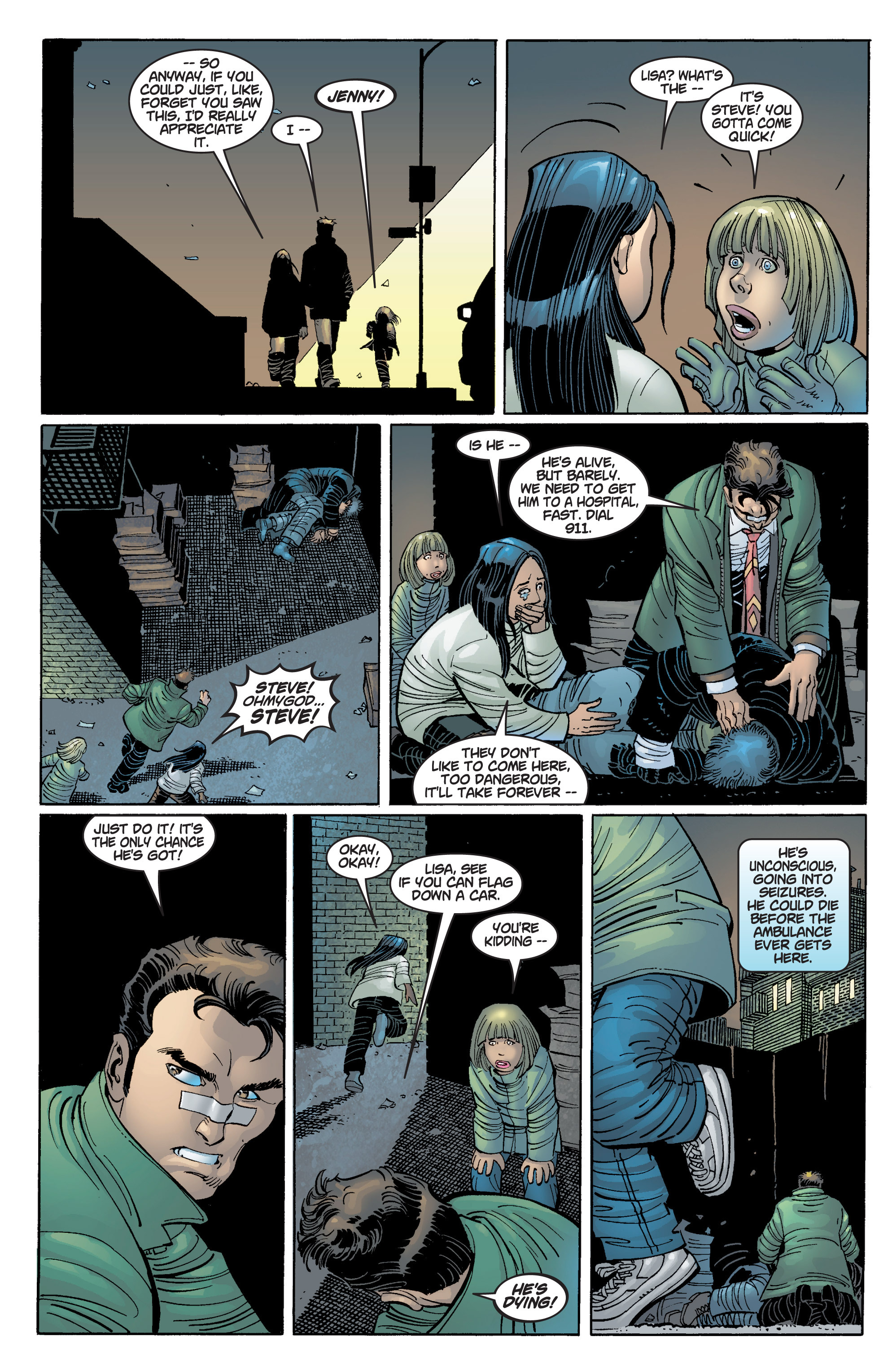 The Amazing Spider-Man (1999) 37 Page 16