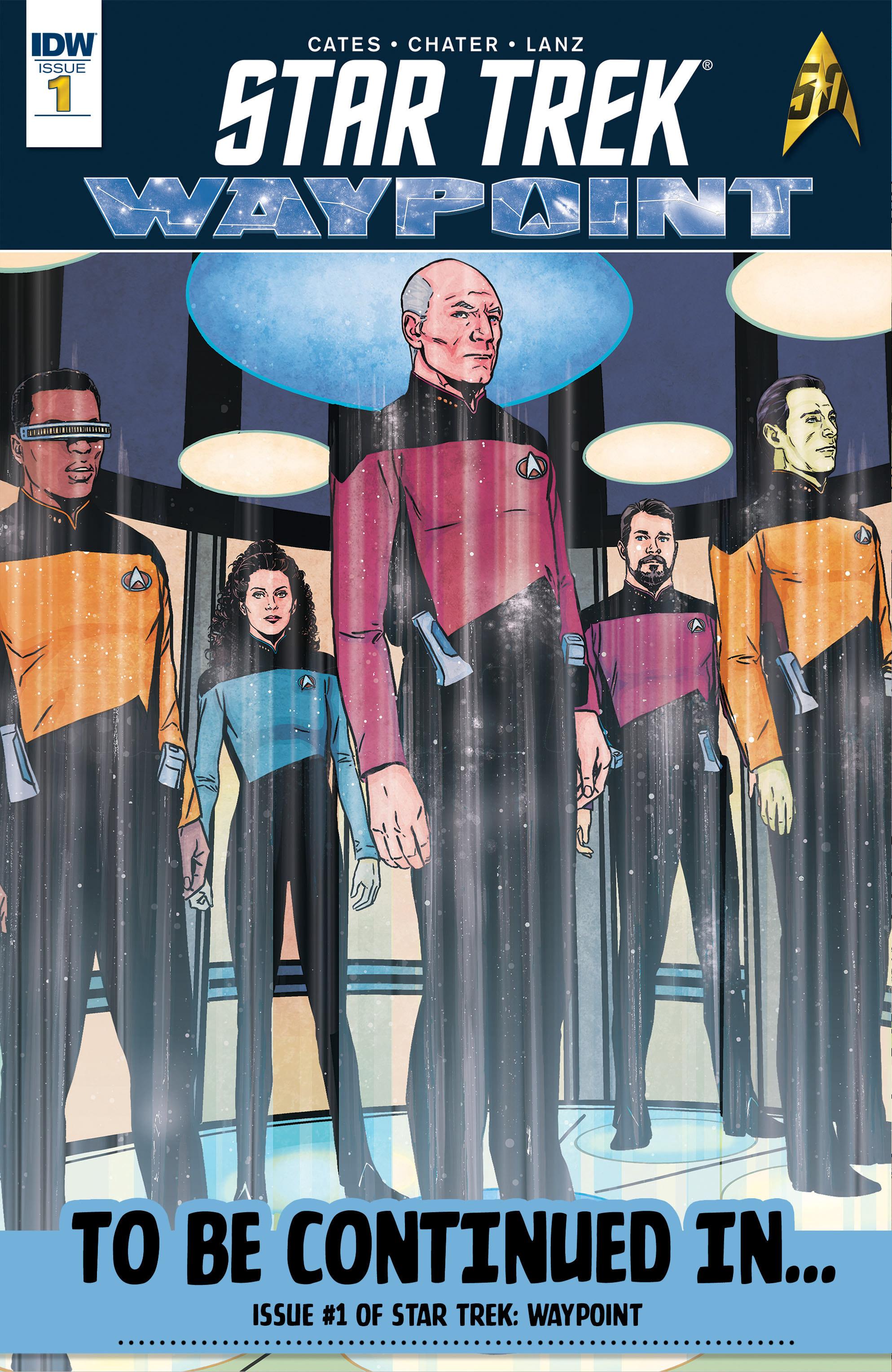 Read online Star Trek: Deviations comic -  Issue # Full - 49