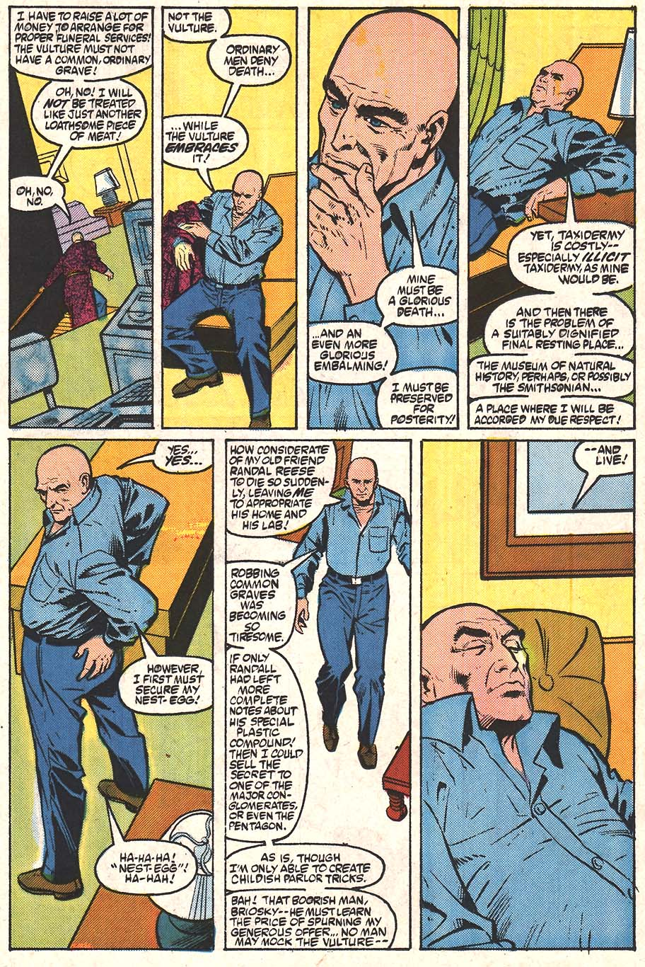 Web of Spider-Man (1985) Issue #24 #34 - English 12