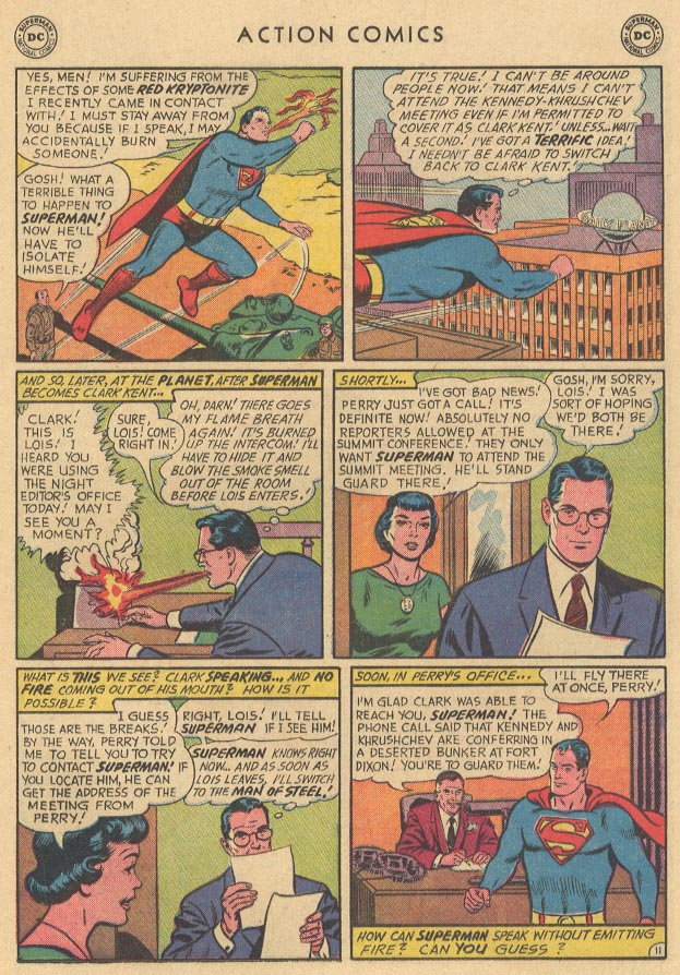 Read online Action Comics (1938) comic -  Issue #283 - 13