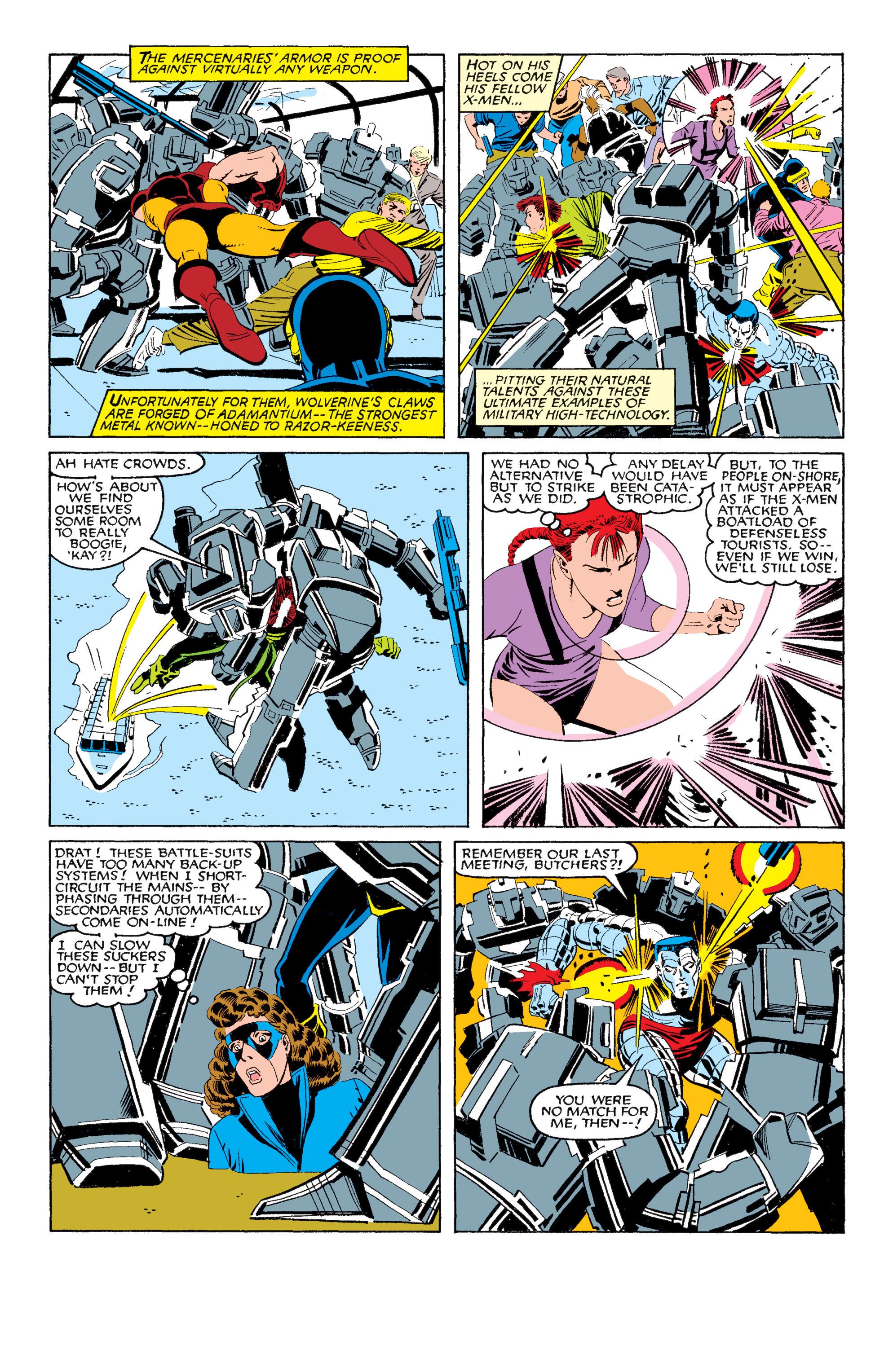 Read online Uncanny X-Men (1963) comic -  Issue #200 - 29