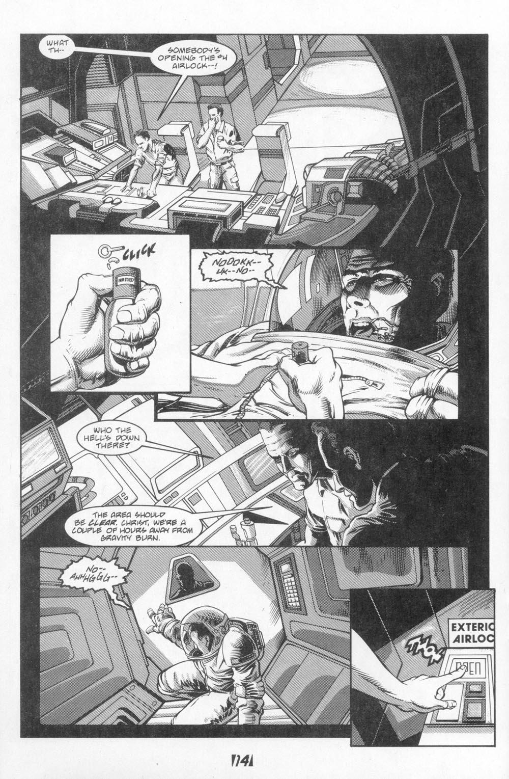 Read online Aliens (1988) comic -  Issue #3 - 18