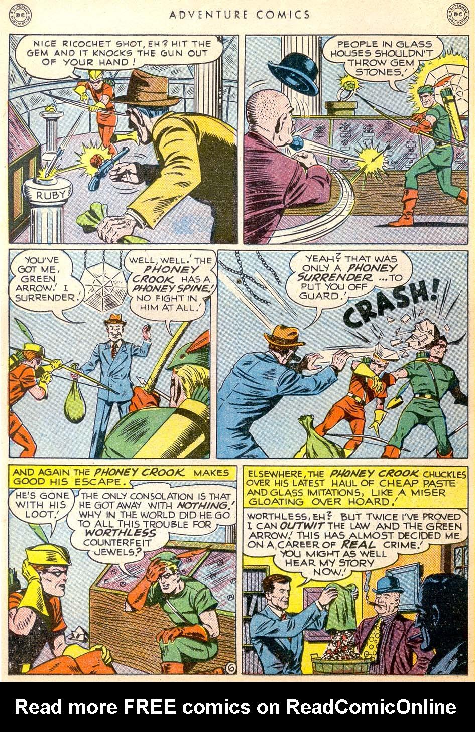 Read online Adventure Comics (1938) comic -  Issue #144 - 18