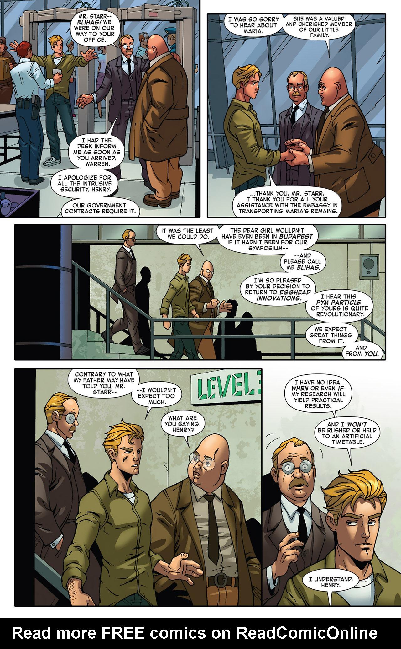 Read online Ant-Man: Season One comic -  Issue #Ant-Man: Season One Full - 7