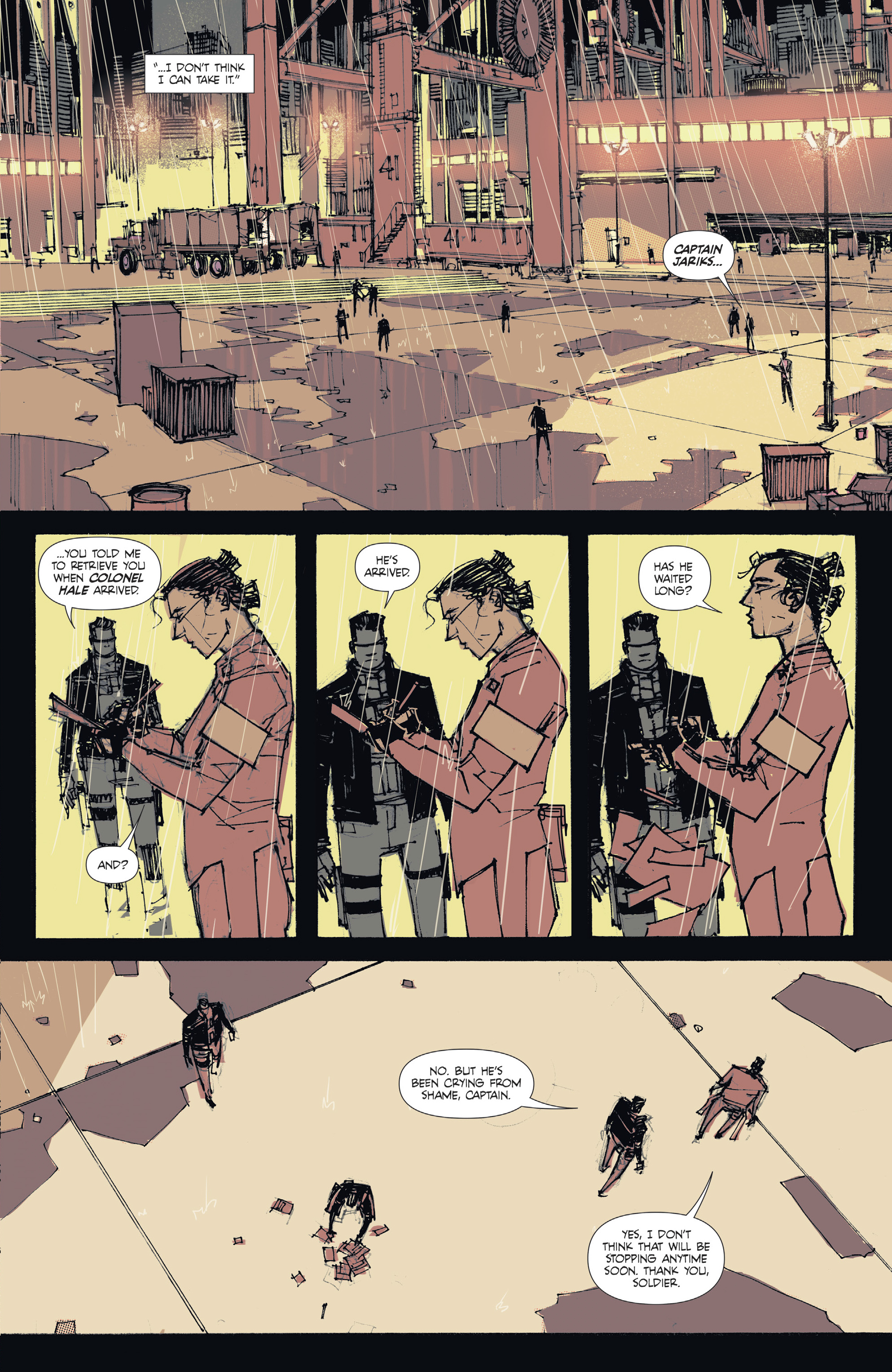 Read online The Few comic -  Issue #5 - 13