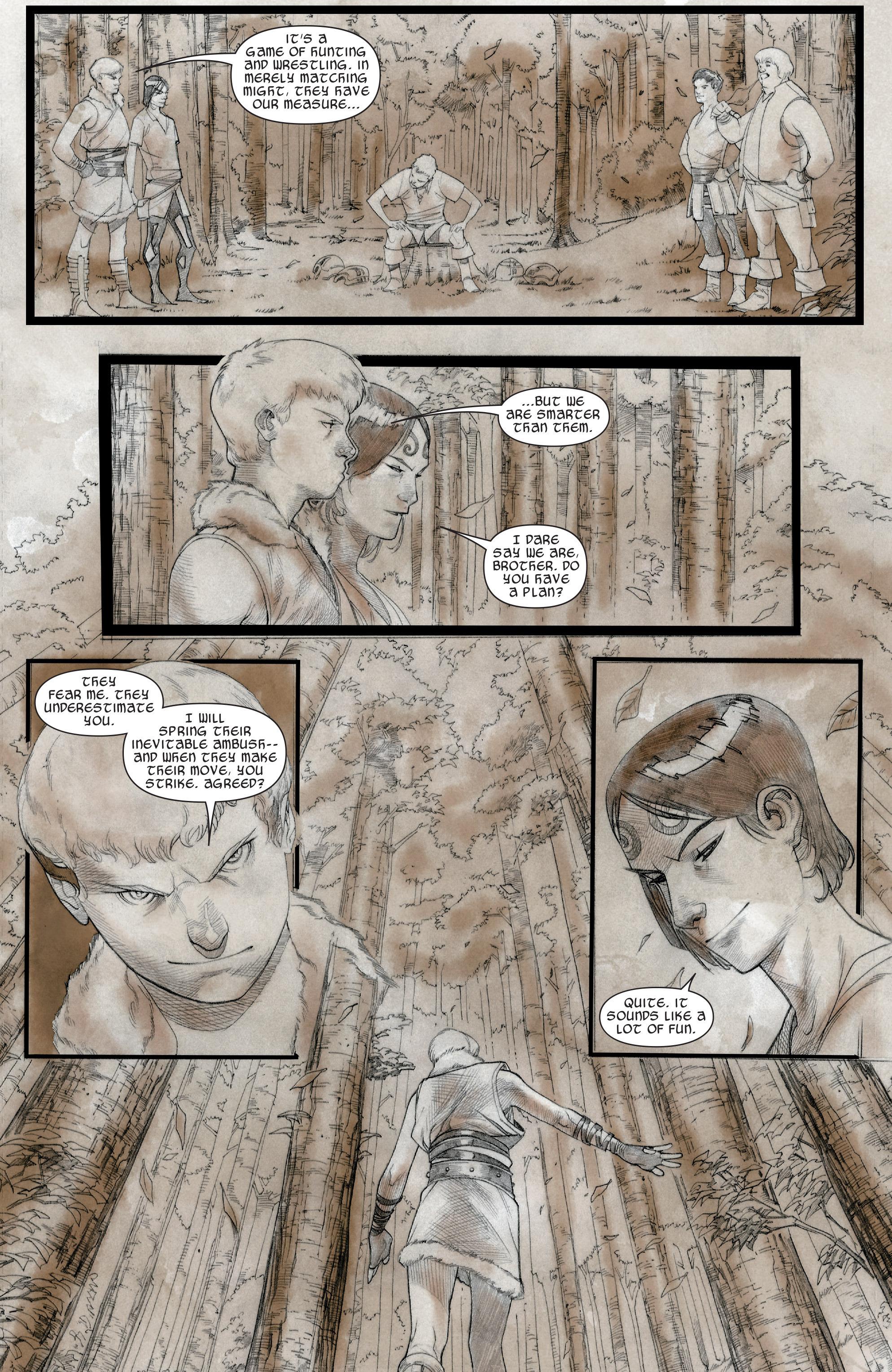 Read online World War Hulks: Spider-Man vs. Thor comic -  Issue #1 - 18