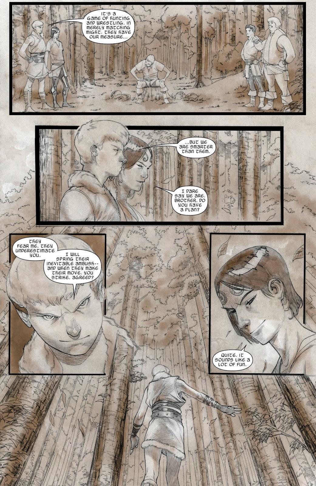 World War Hulks: Spider-Man vs. Thor Issue #1 #1 - English 18