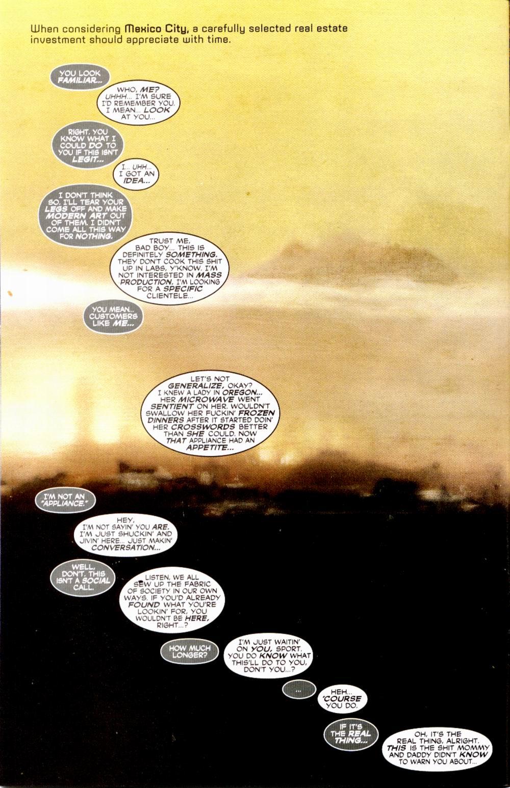 Read online Automatic Kafka comic -  Issue #1 - 4