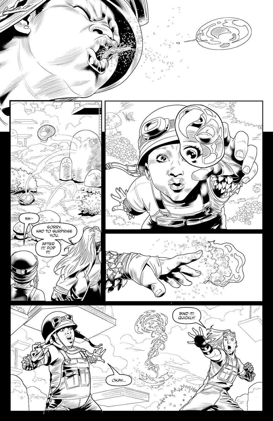 Read online Alan Moore's Cinema Purgatorio comic -  Issue #17 - 27