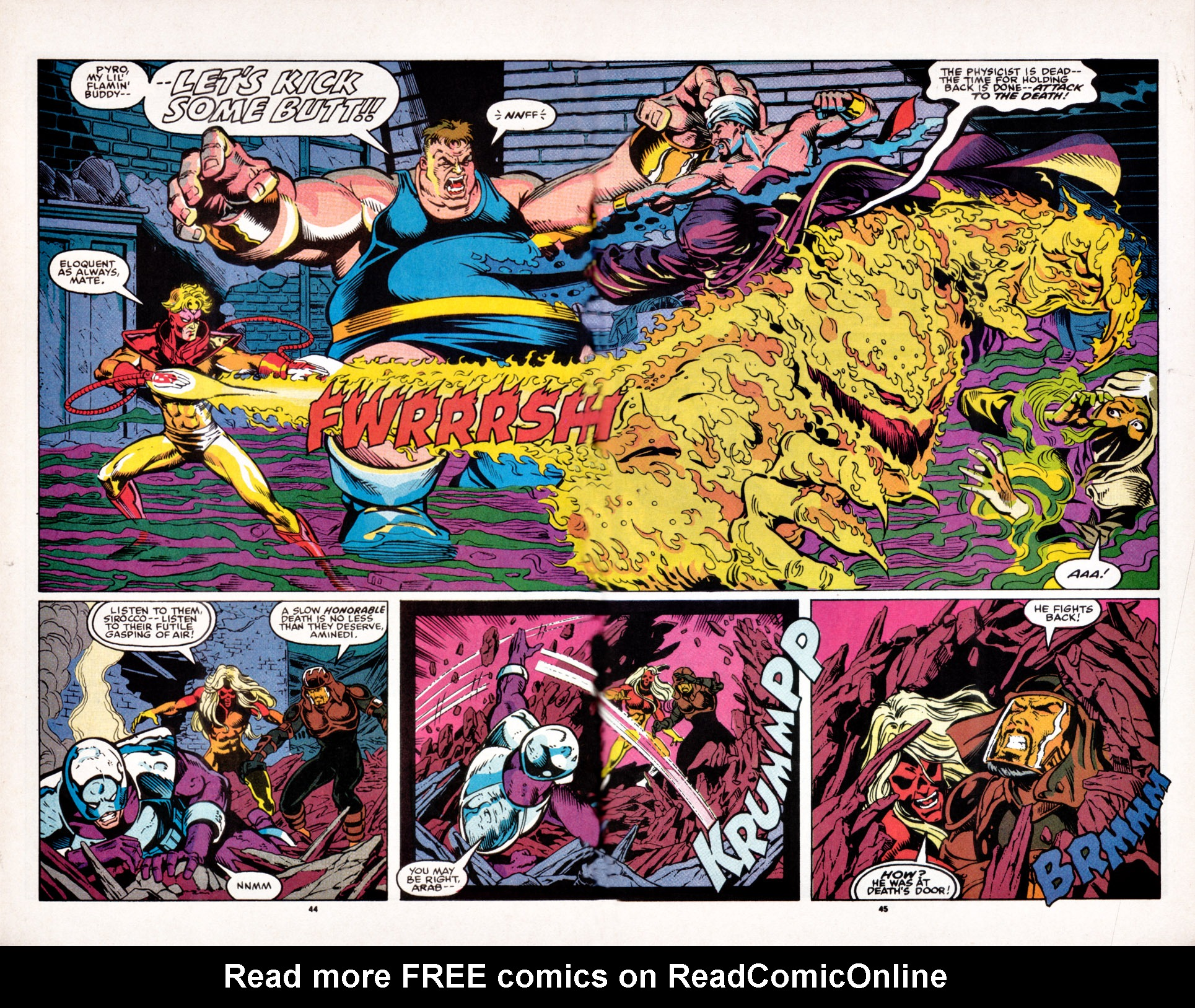 Read online X-Factor (1986) comic -  Issue # _ Annual 6 - 38