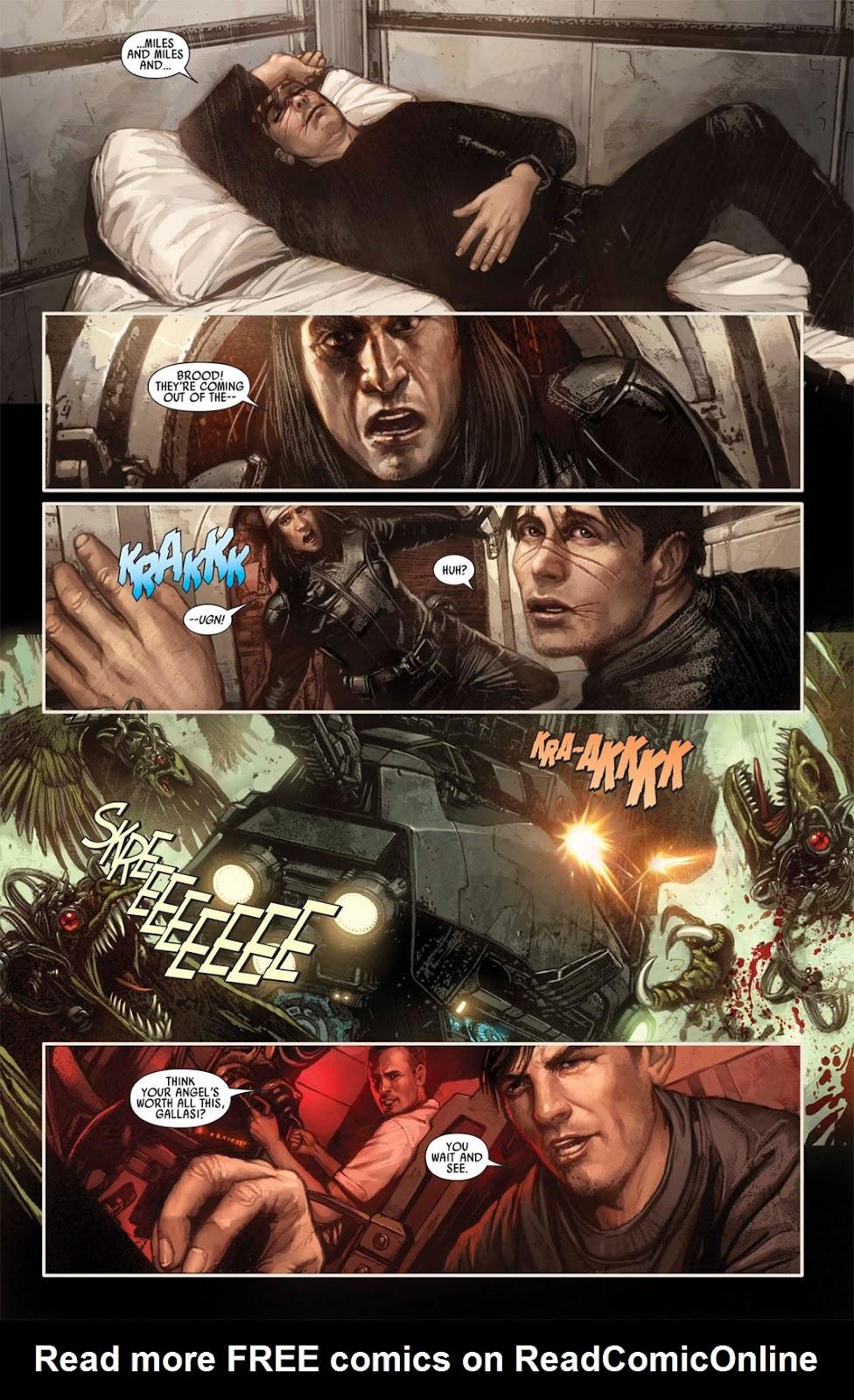 Read online After Dark comic -  Issue #2 - 36