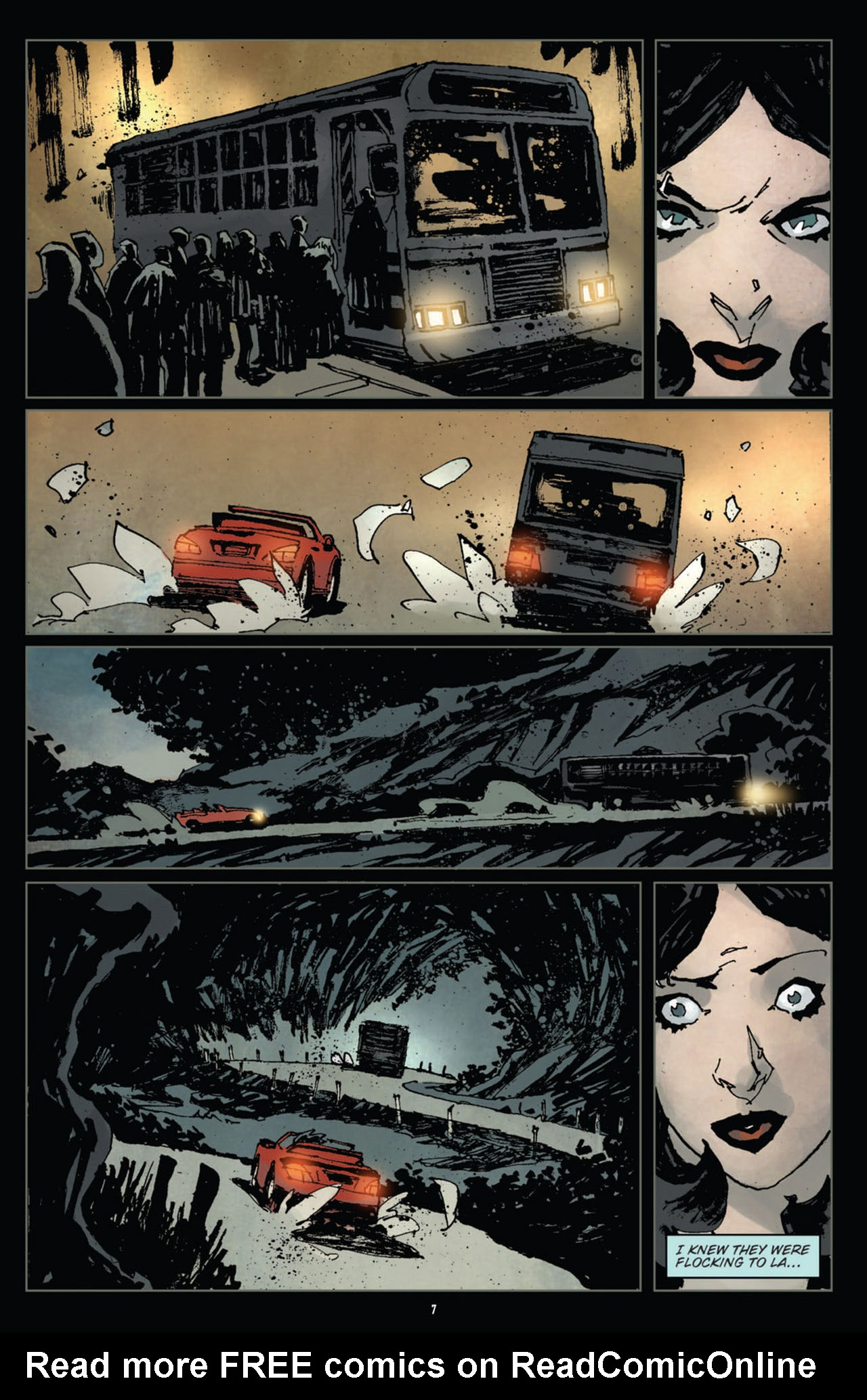 Read online 30 Days of Night (2011) comic -  Issue #12 - 9