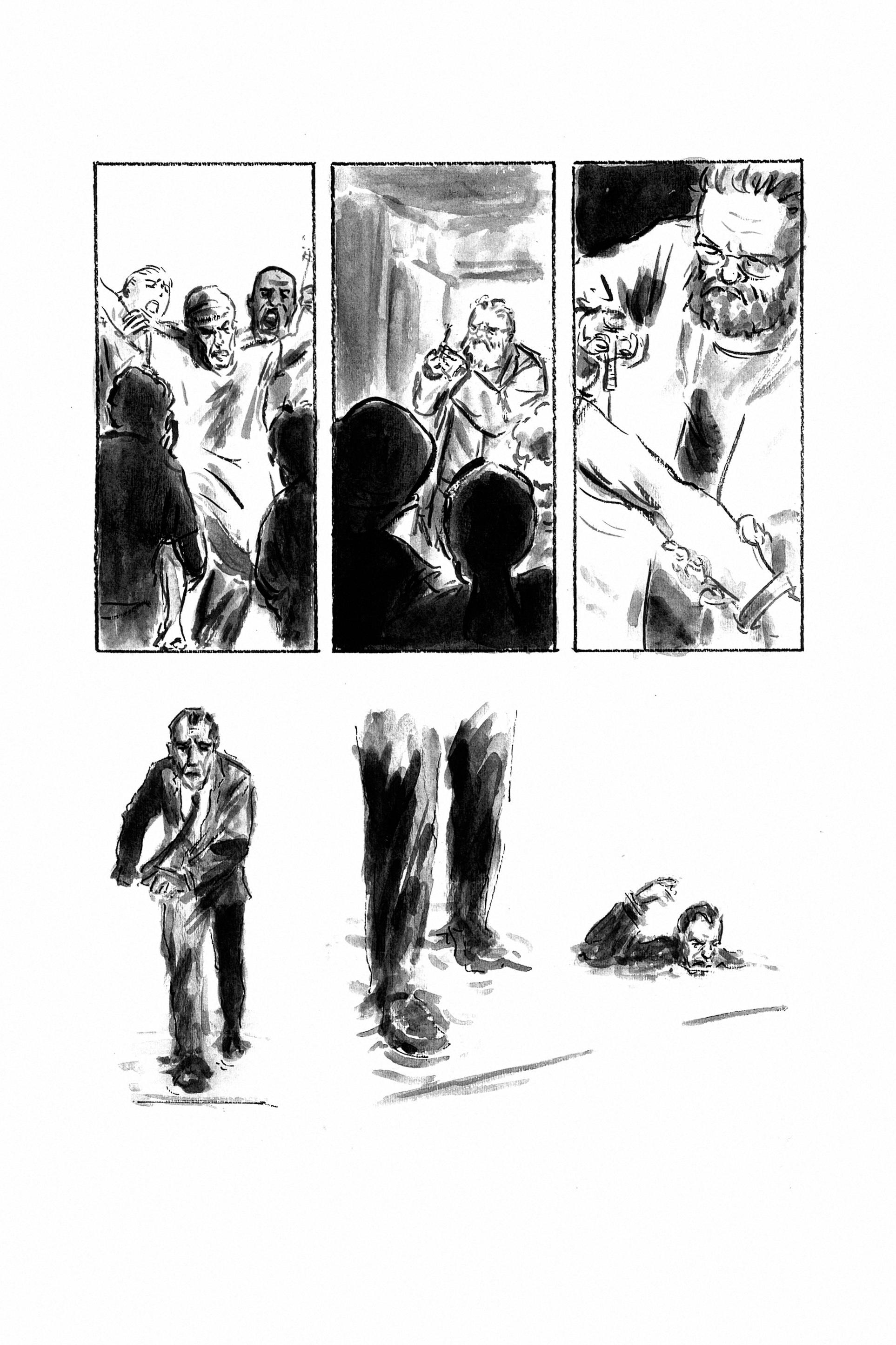 Read online Tumor comic -  Issue # TPB - 220