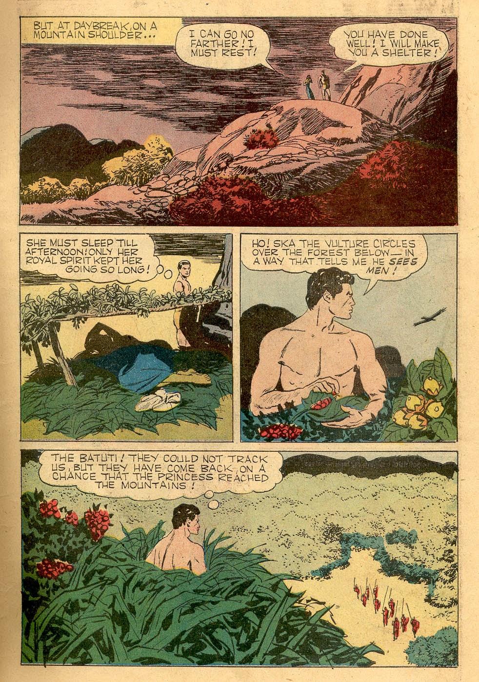 Tarzan (1948) issue 119 - Page 7