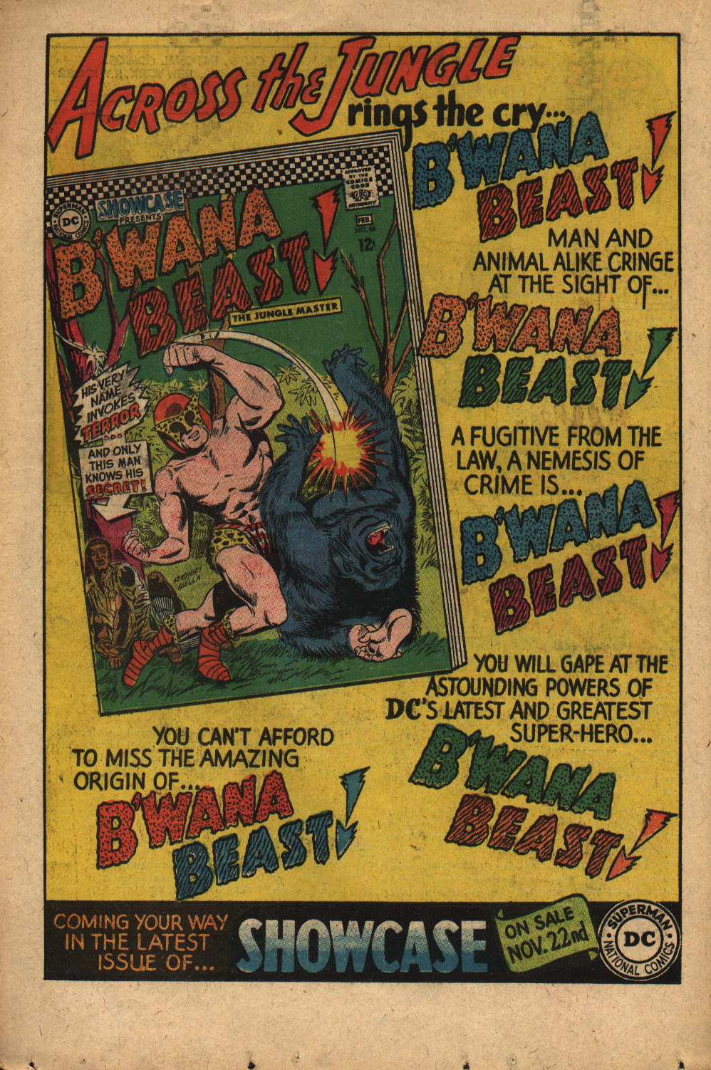 Read online Adventure Comics (1938) comic -  Issue #352 - 18