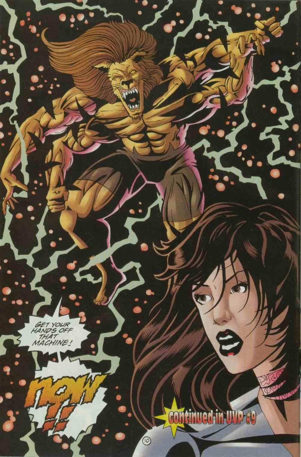 Read online Ultraverse Premiere comic -  Issue #8 - 22