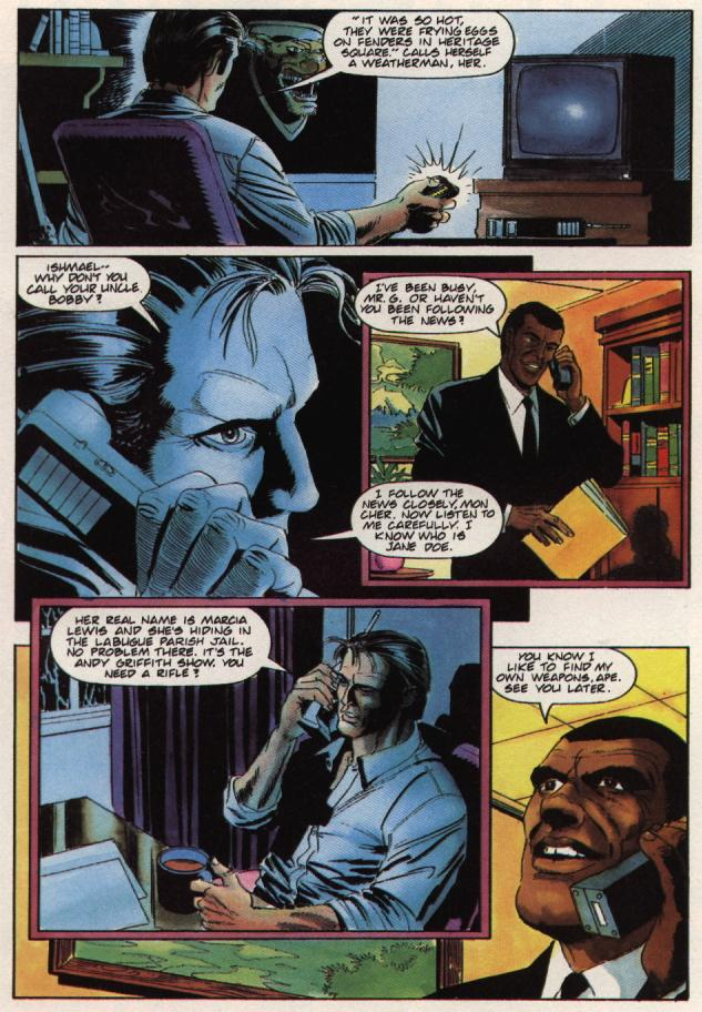 Read online Shadowman (1992) comic -  Issue #36 - 10