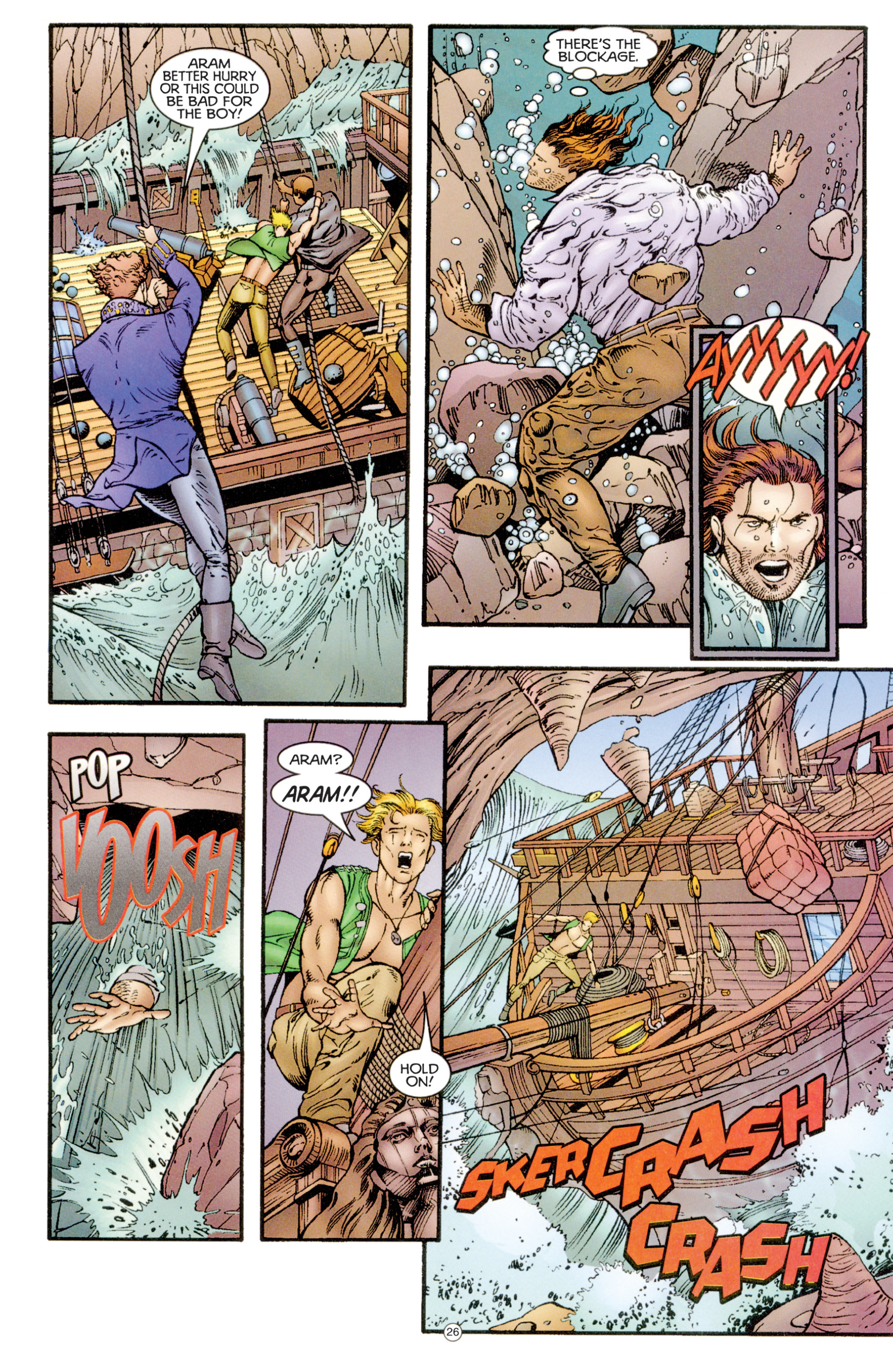 Read online Eternal Warriors comic -  Issue # Issue Digital Alchemy - 24