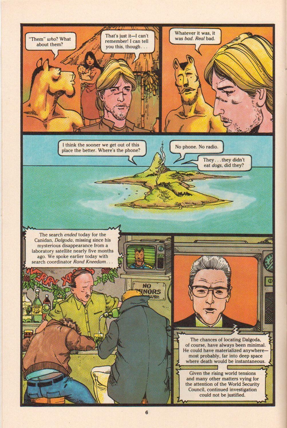 Read online Dalgoda comic -  Issue #4 - 8